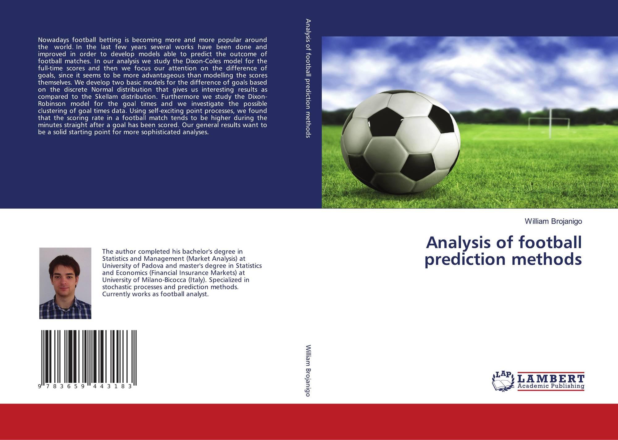 prediction of football