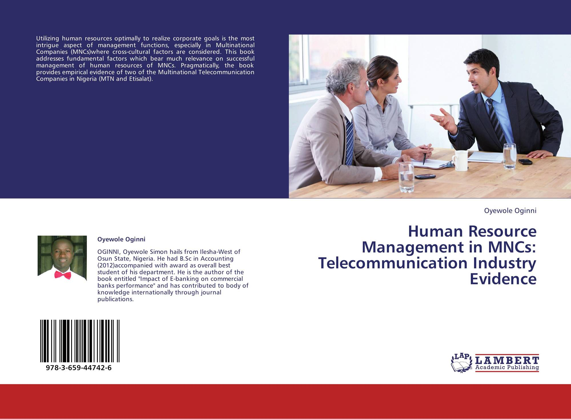 Technology Management Image: Human Resource Management In MNCs: Telecommunication
