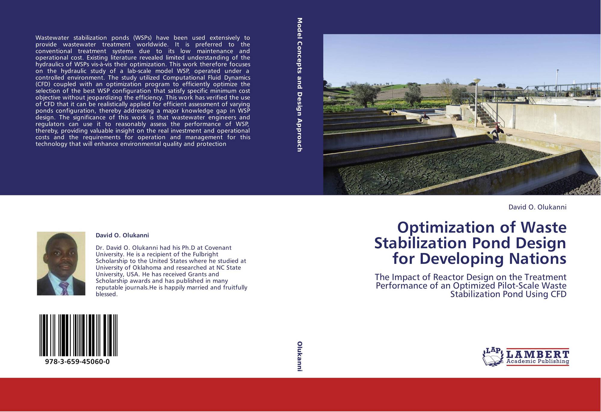 Optimization of waste stabilization pond design for for Design of waste stabilization pond systems