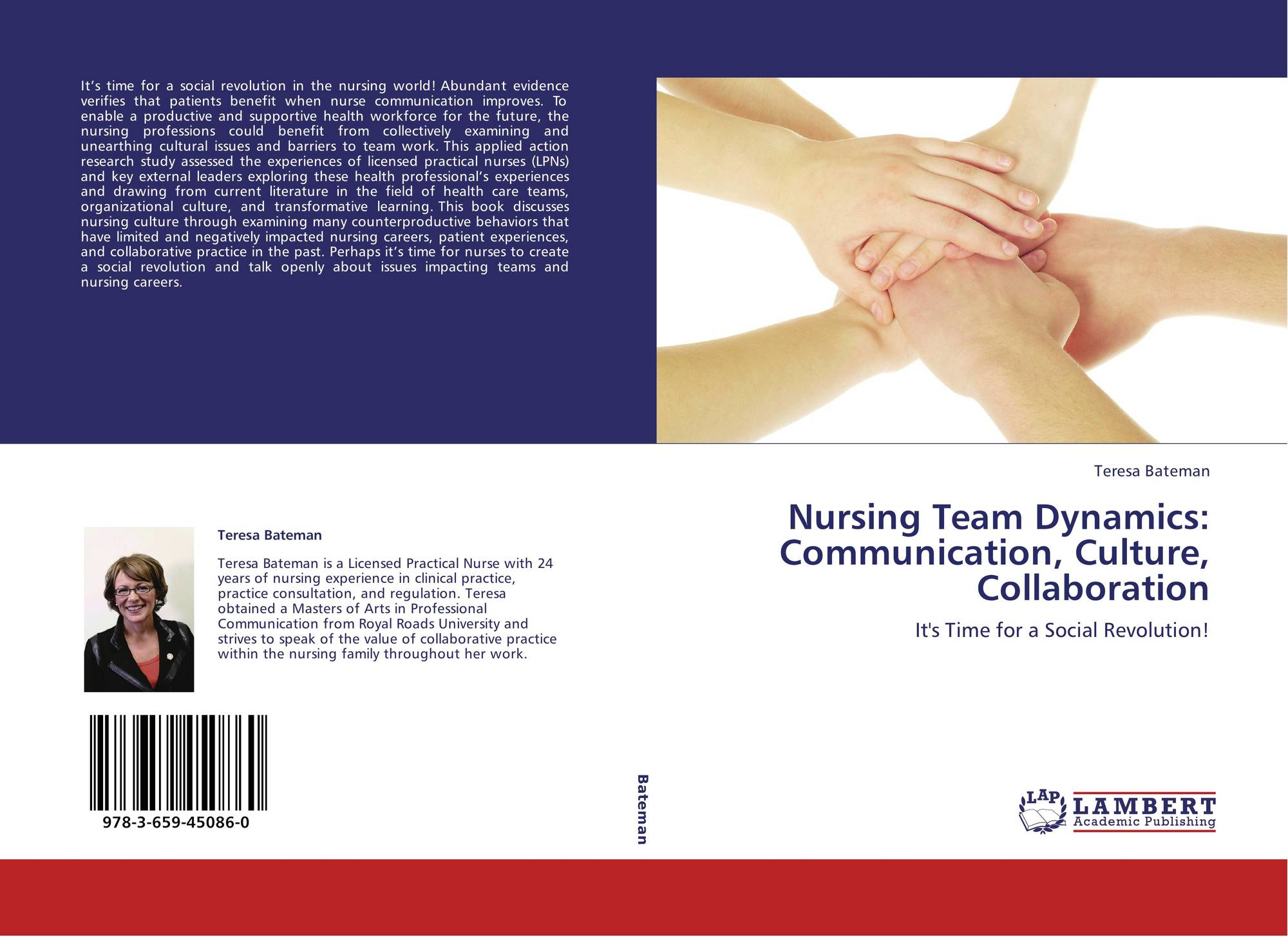 communication and collaboration in nursing November / december 2007 communication, collaboration and critical thinking = quality outcomes the ccc team at advocate.