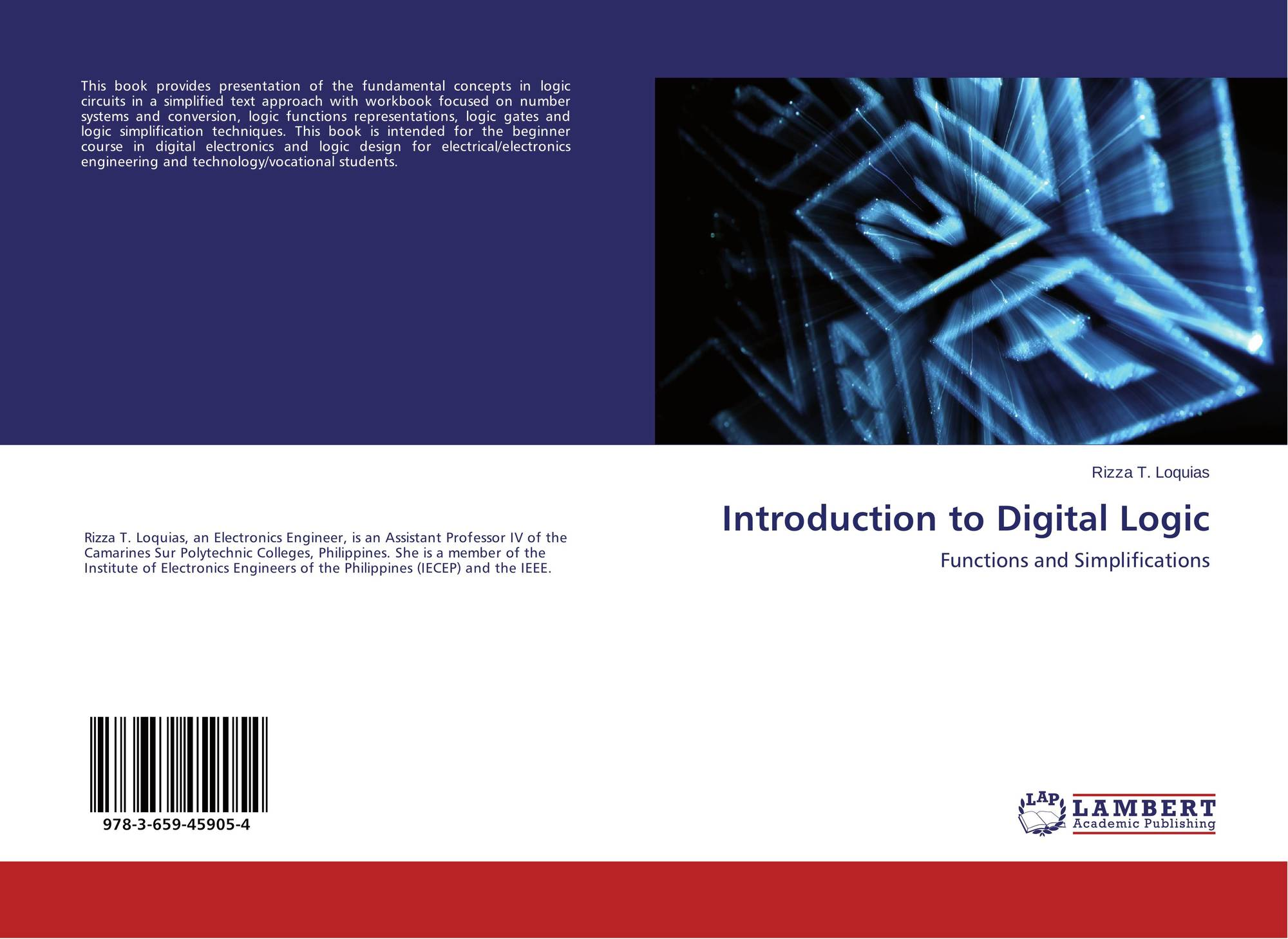 Search Results For Digital Logic Circuits Circuit And Design Bookcover Of Introduction To