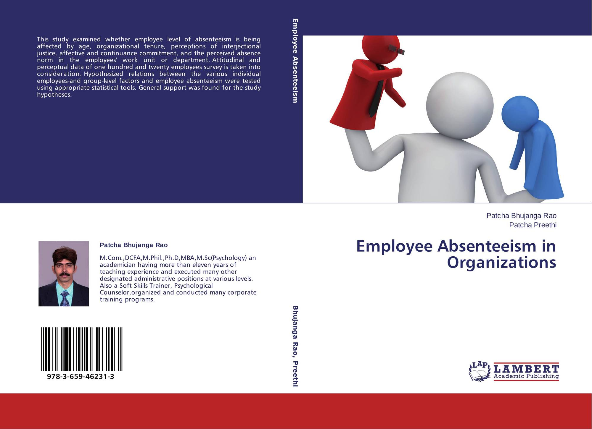 cause of absenteeism in an organization management essay Office of human resources - absenteeism management chapter 3 background, continued yearly increase in employee sick days because absenteeism is one measure of the health of an organization we felt it.