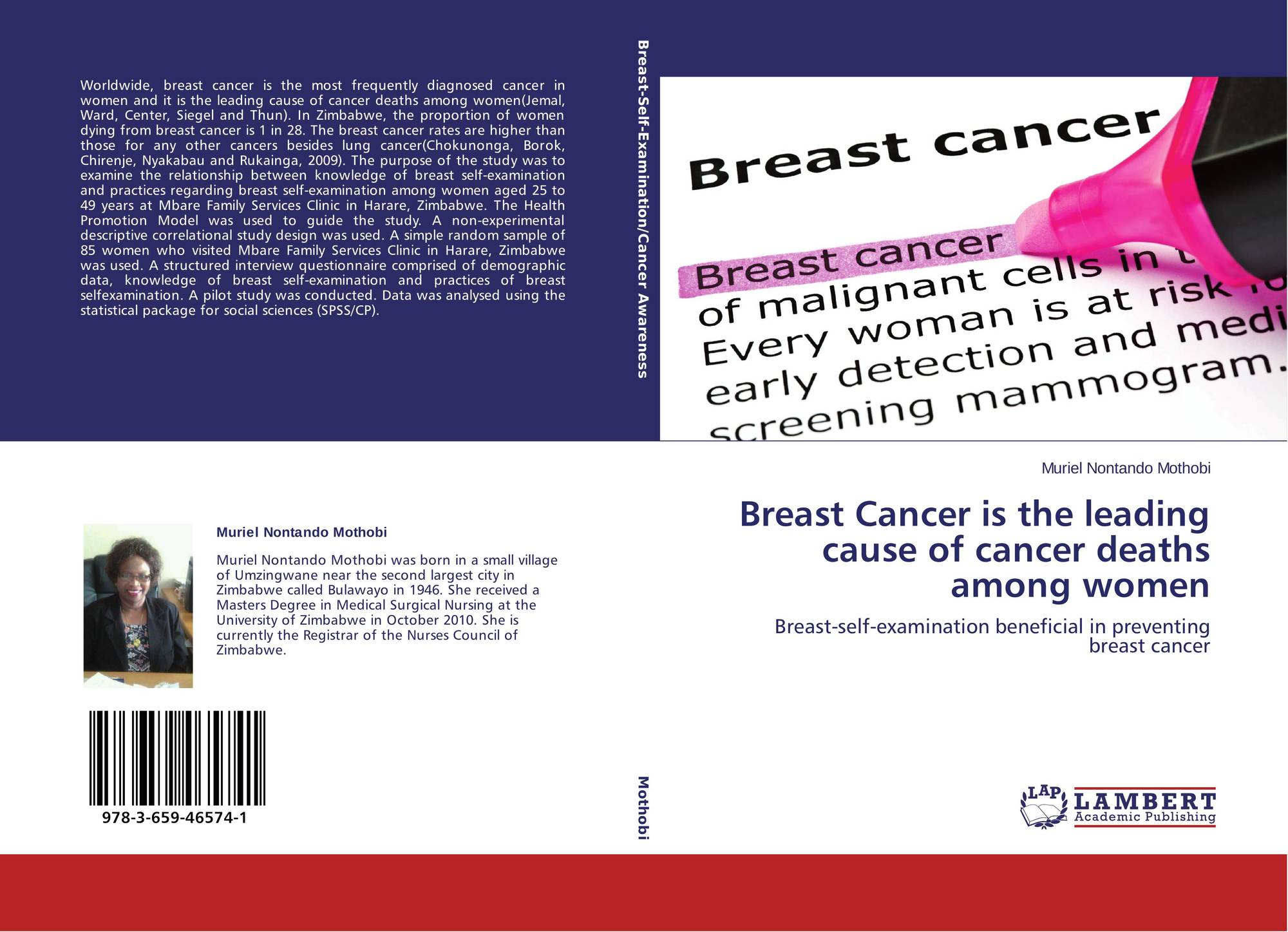 an analysis of breast cancer as cause of death in most women today Breast cancer will affect 1 in 8 women during their lifetime — and it is the fourth-leading cause of cancer death in breast cancer – everything you need to.