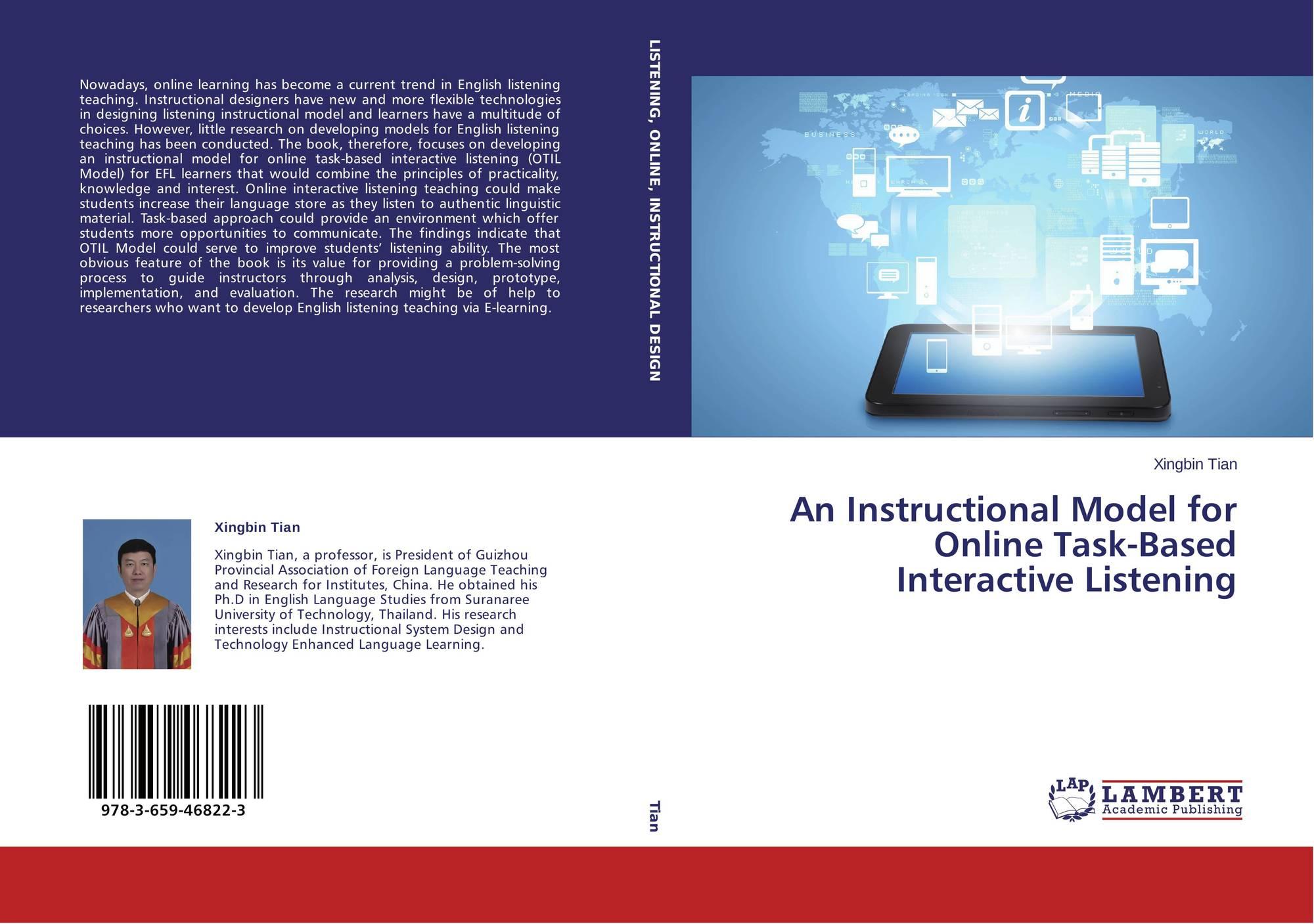 An Instructional Model For Online Task Based Interactive Listening
