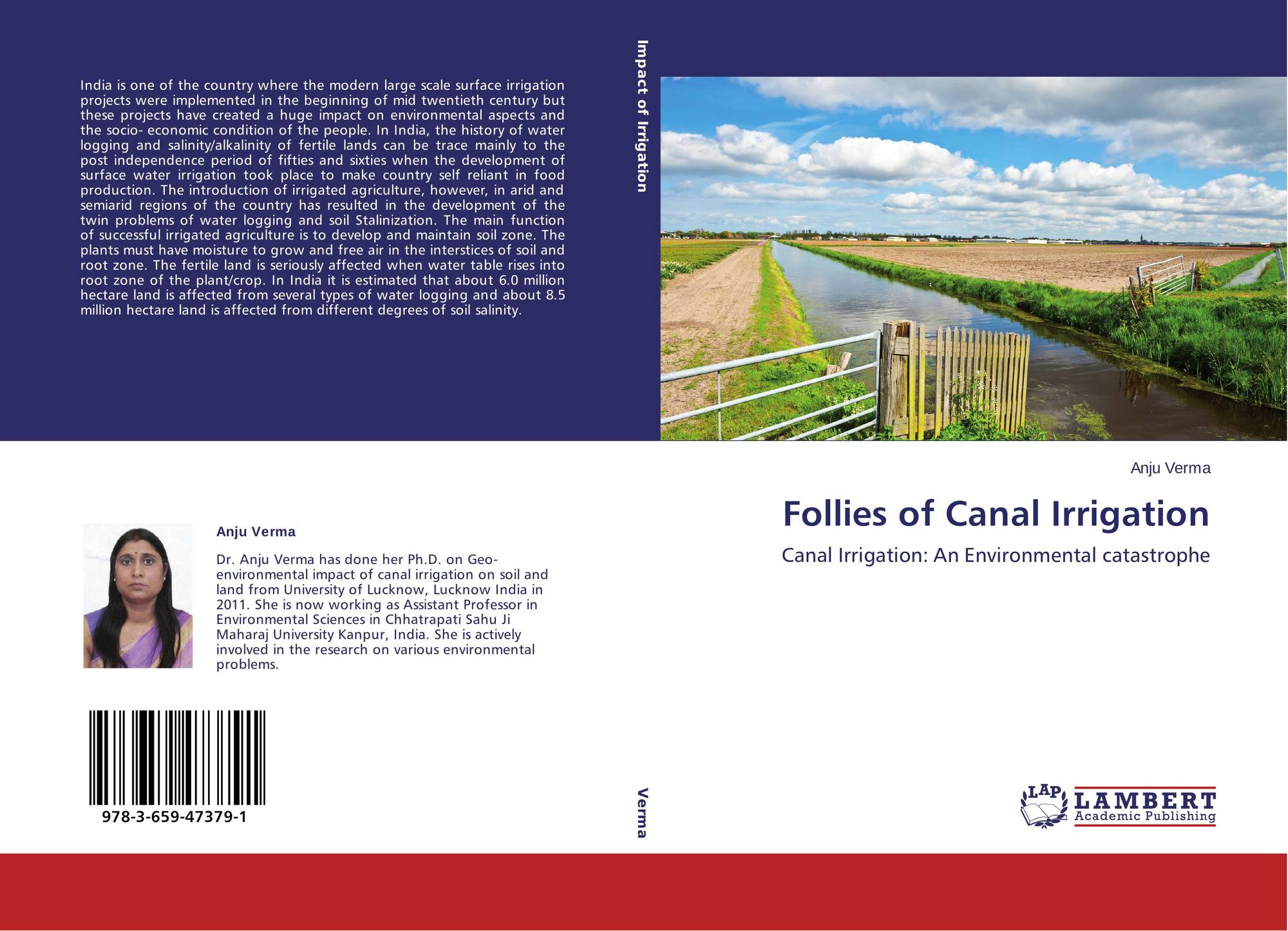 Bookcover of Follies of Canal Irrigation