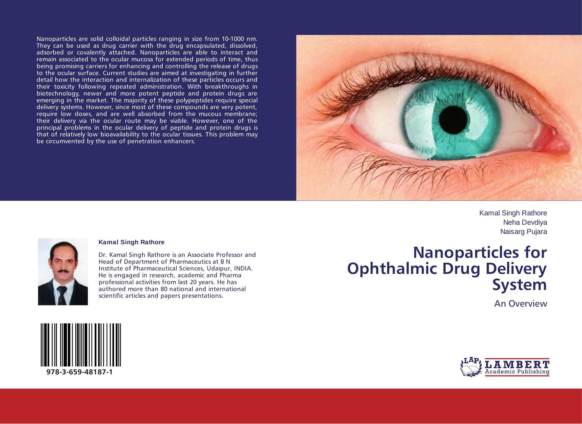 Treatise on Ocular Drug Delivery