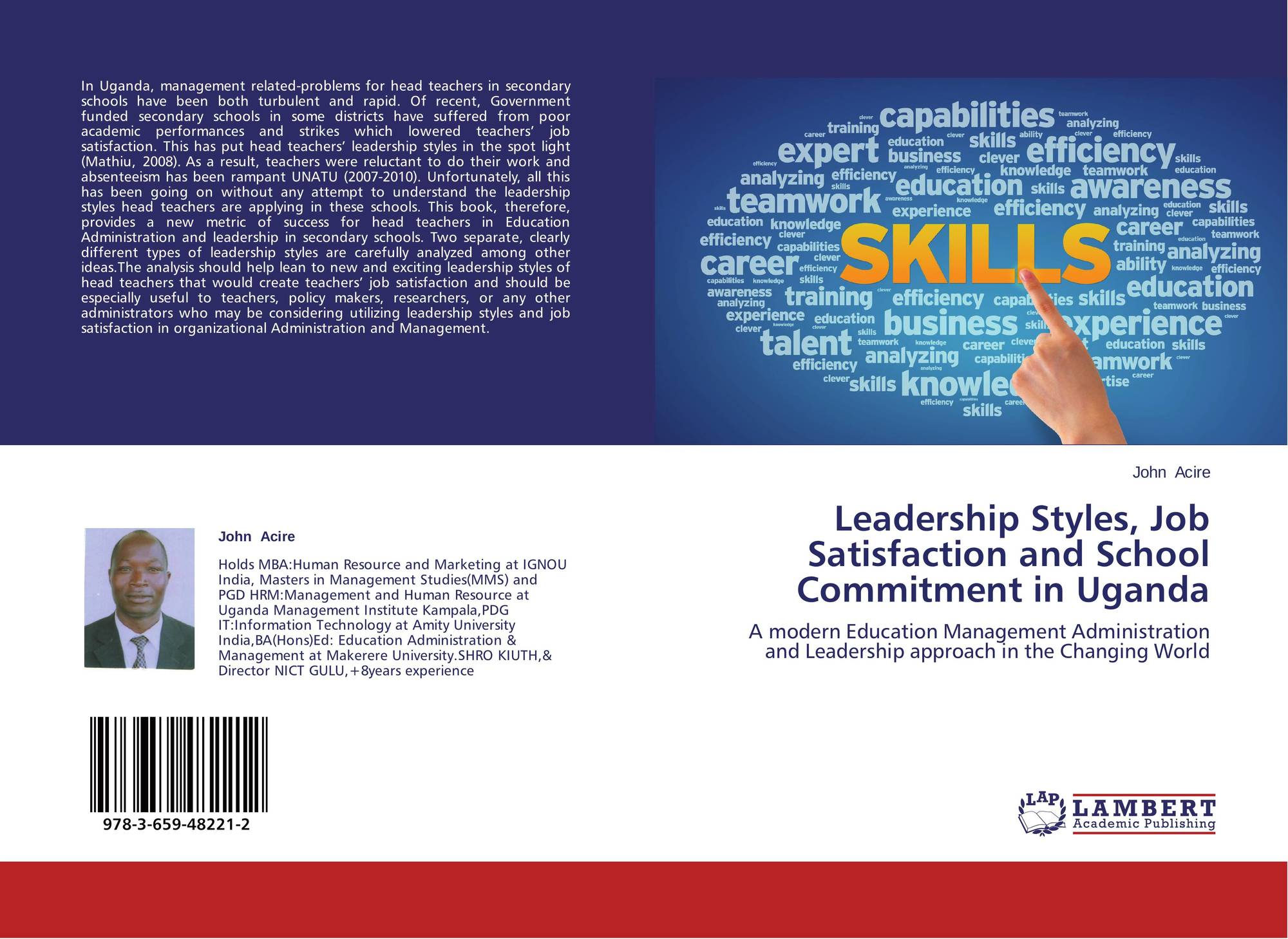 leadership styles and job satisfaction thesis Final dissertation to be bound as page number transfonnational leadership and general job satisfaction leadership styles measured by the muitifactor.