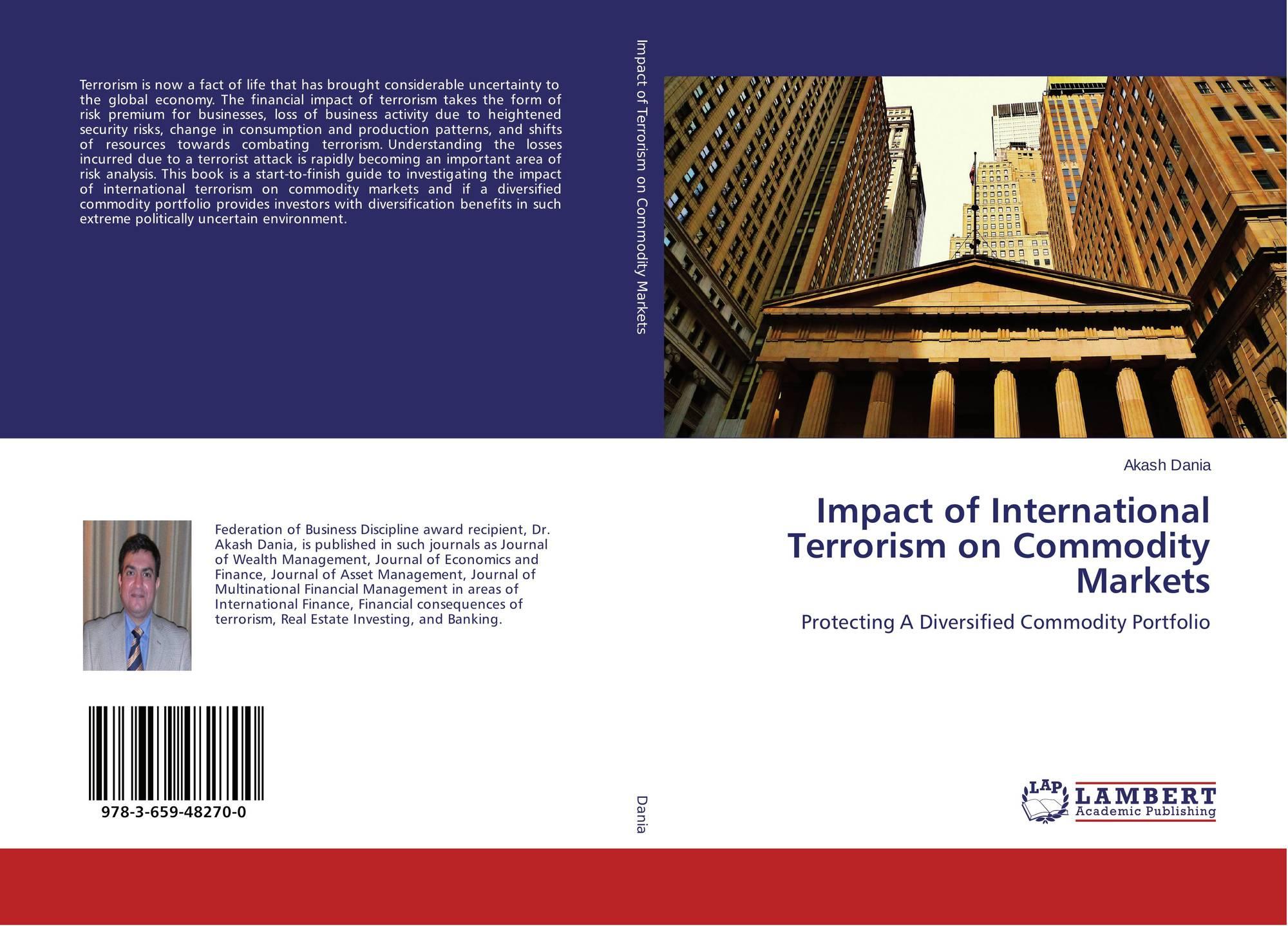 impact of terrorism on financial markets of pakistan essay