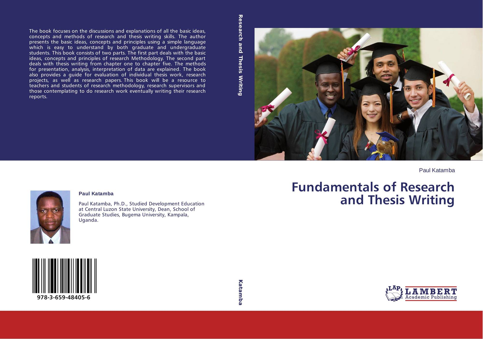 search results for monography of thesis  bookcover of fundamentals of research and thesis writing
