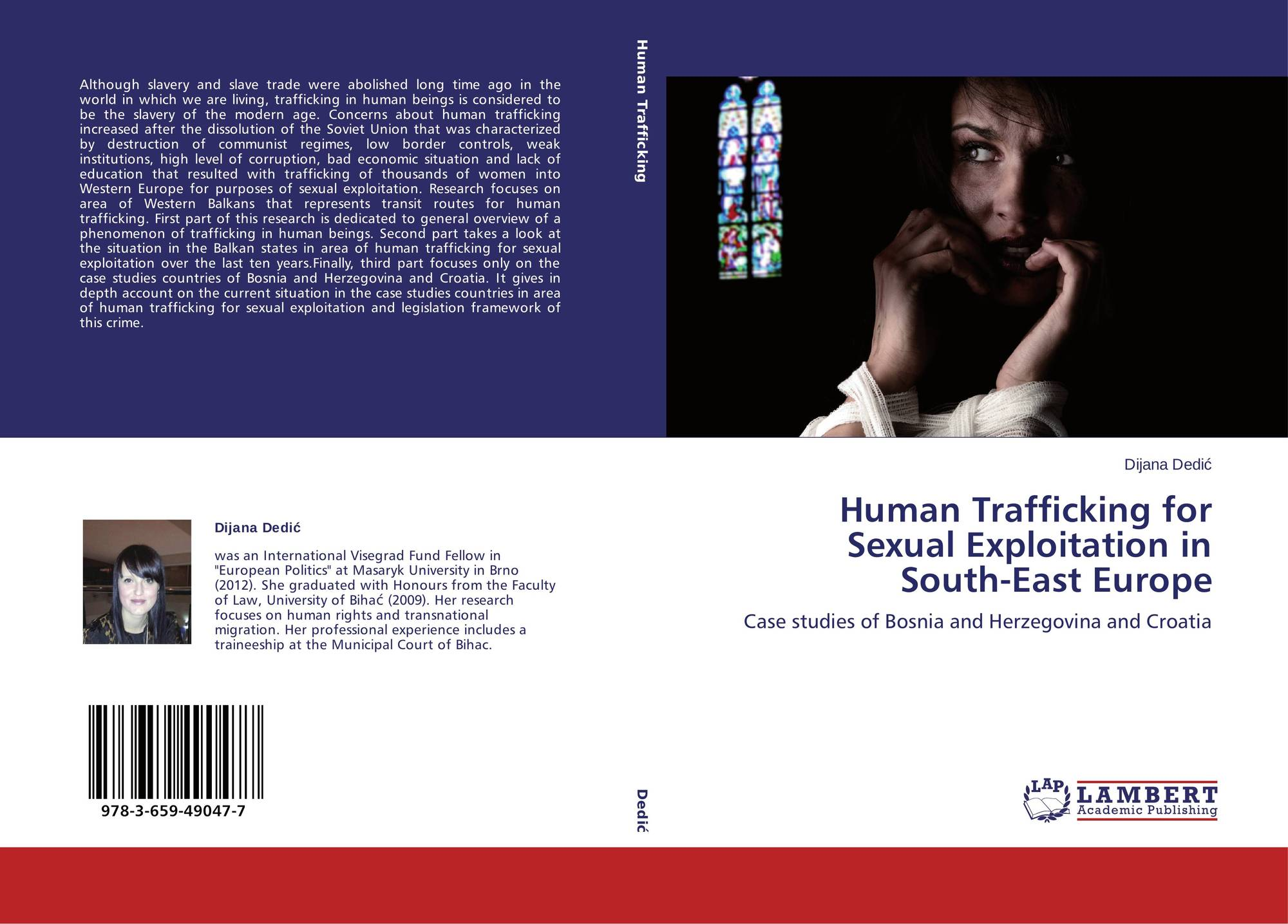 human trafficking for sexual exploitation the