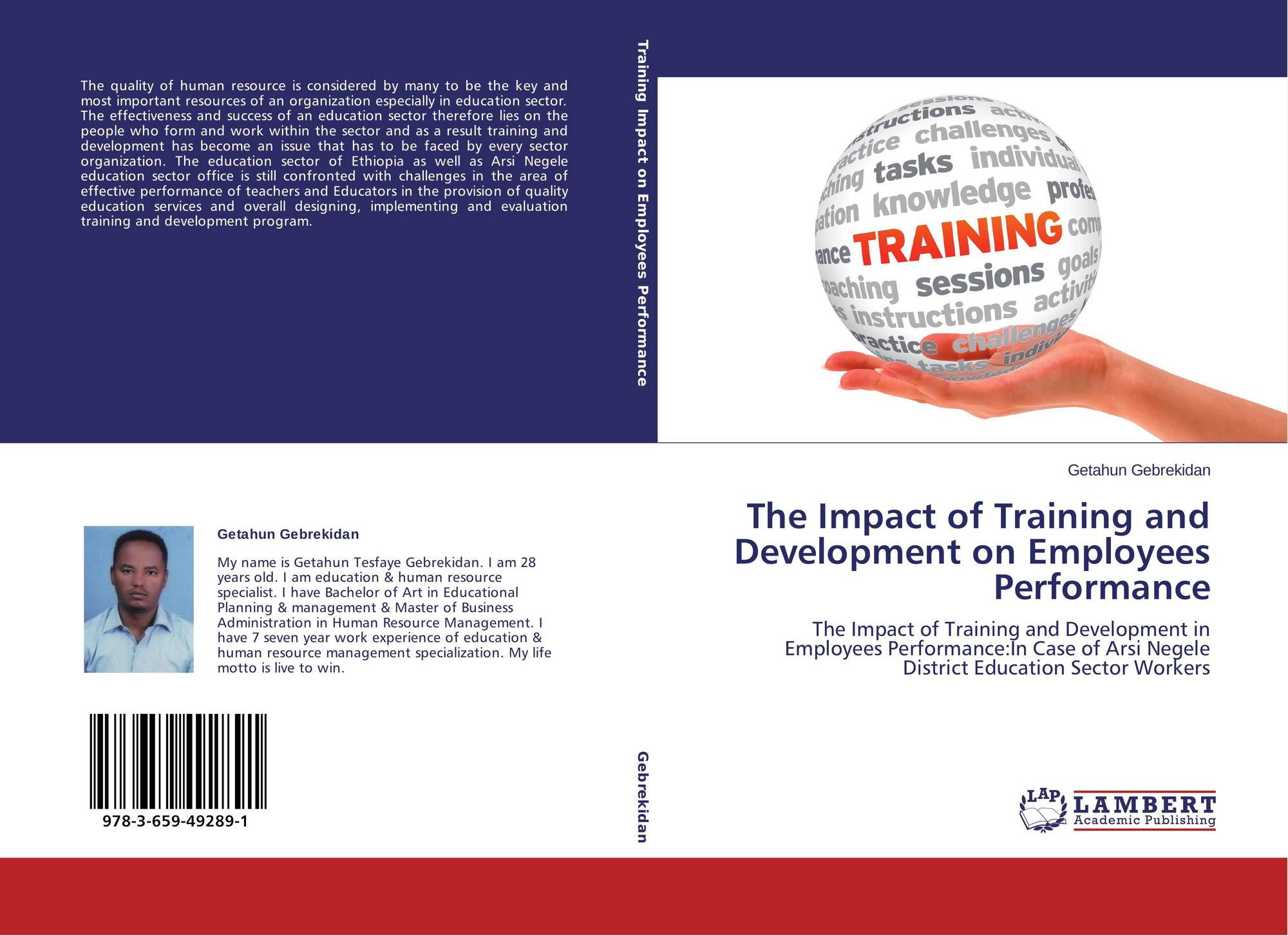 impact of training on performance Impact of performance appraisal on employee performance is inevitable the model presented by the researchers  impact of training and employee performance:.