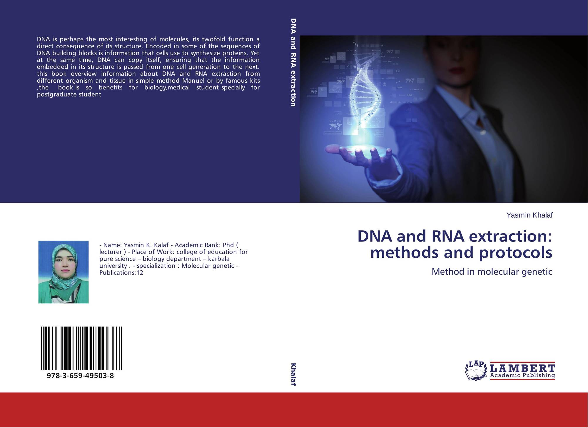 dna and rna extraction methods pdf