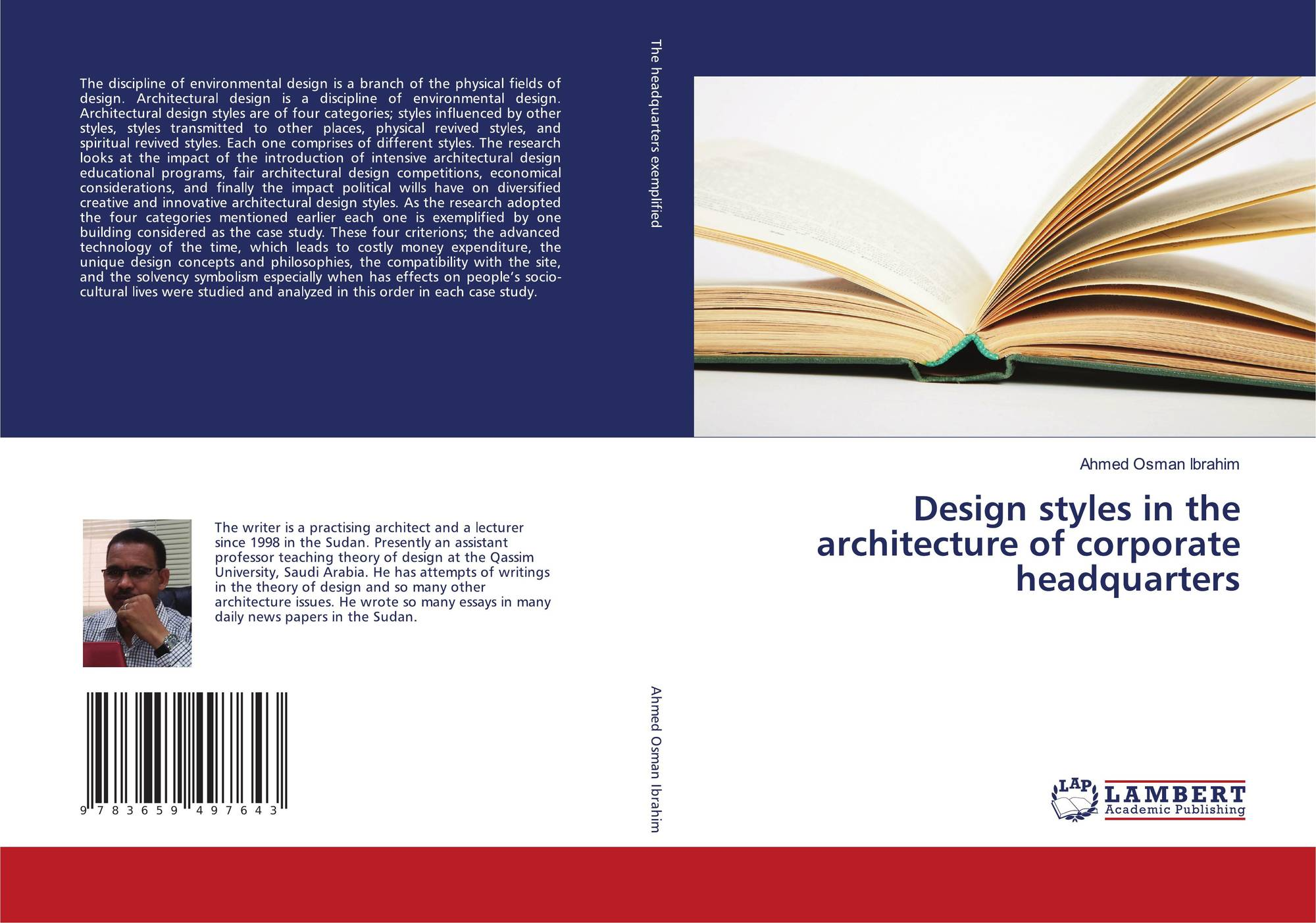 a discussion on the importance of style in architecture