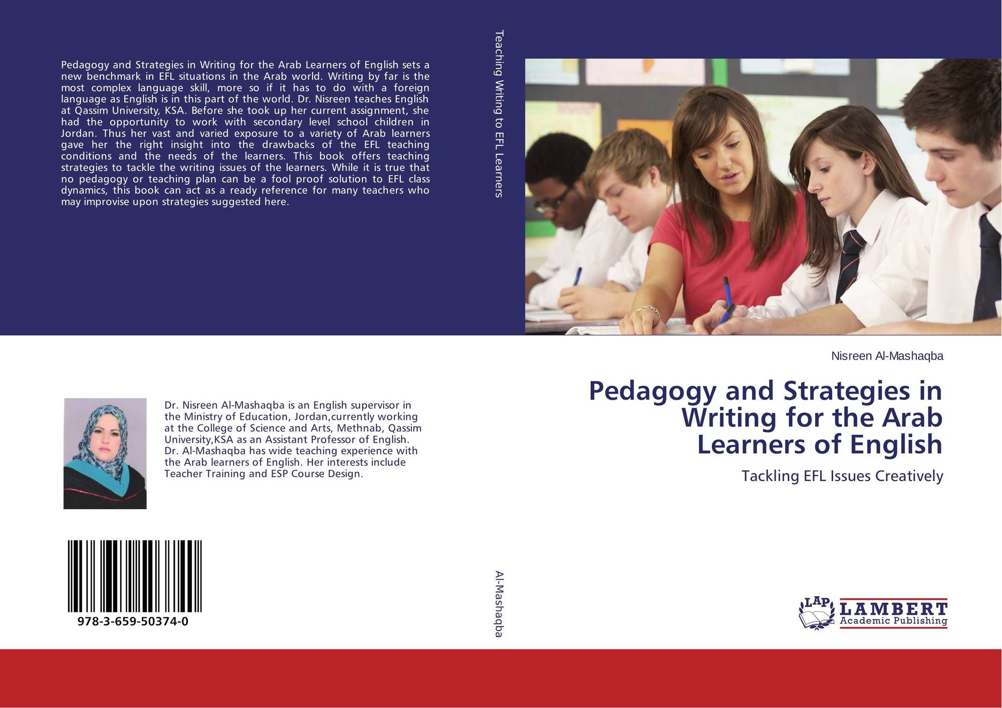 Pedagogy and Strategies in Writing for the Arab Learners of