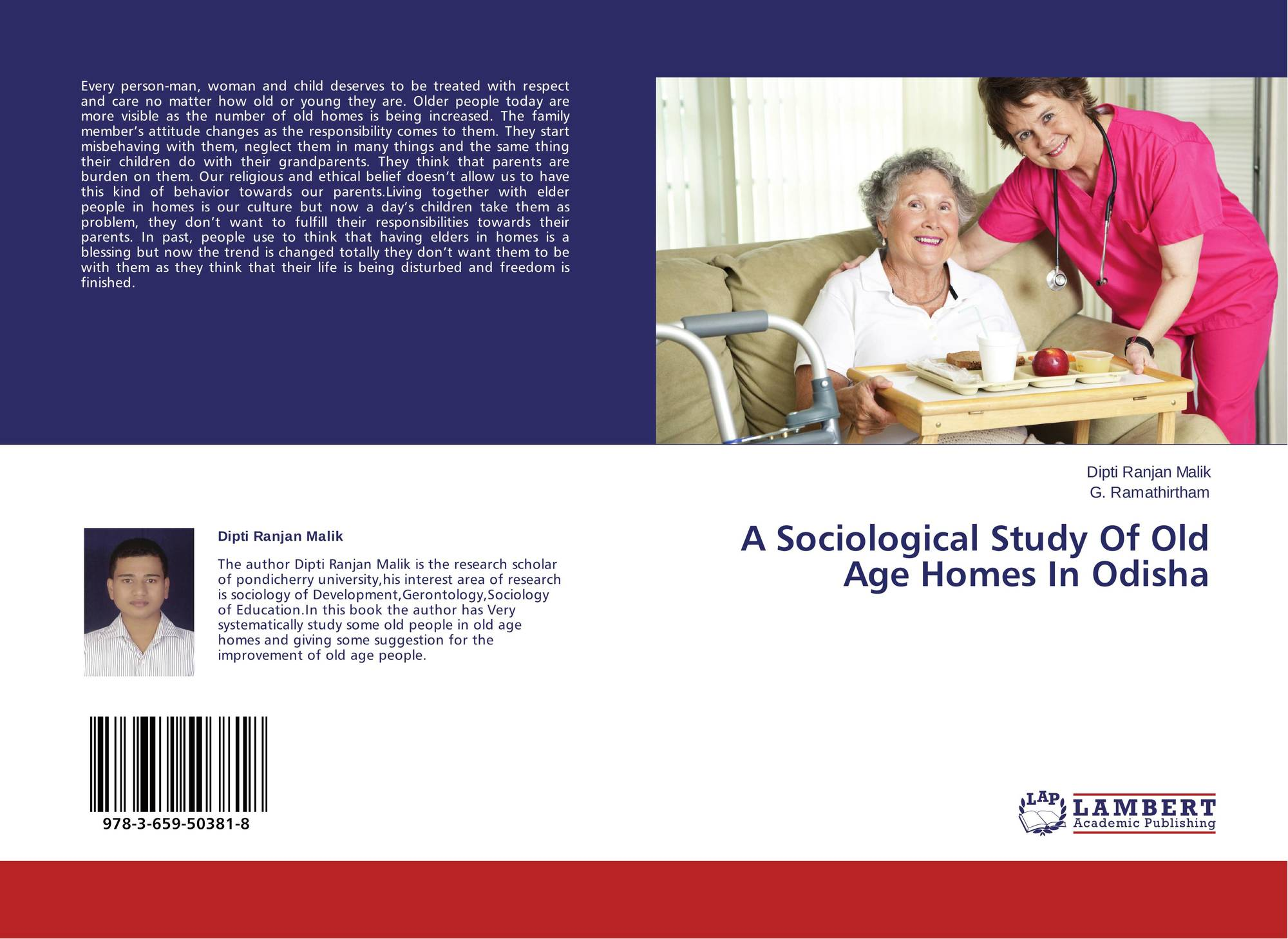 a study of elderly living in