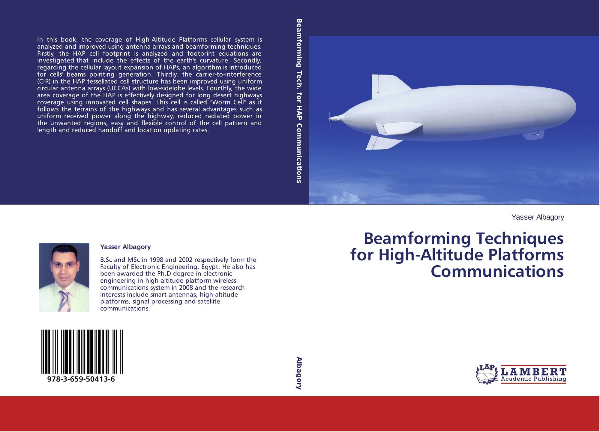 Beamforming Techniques for High-Altitude Platforms