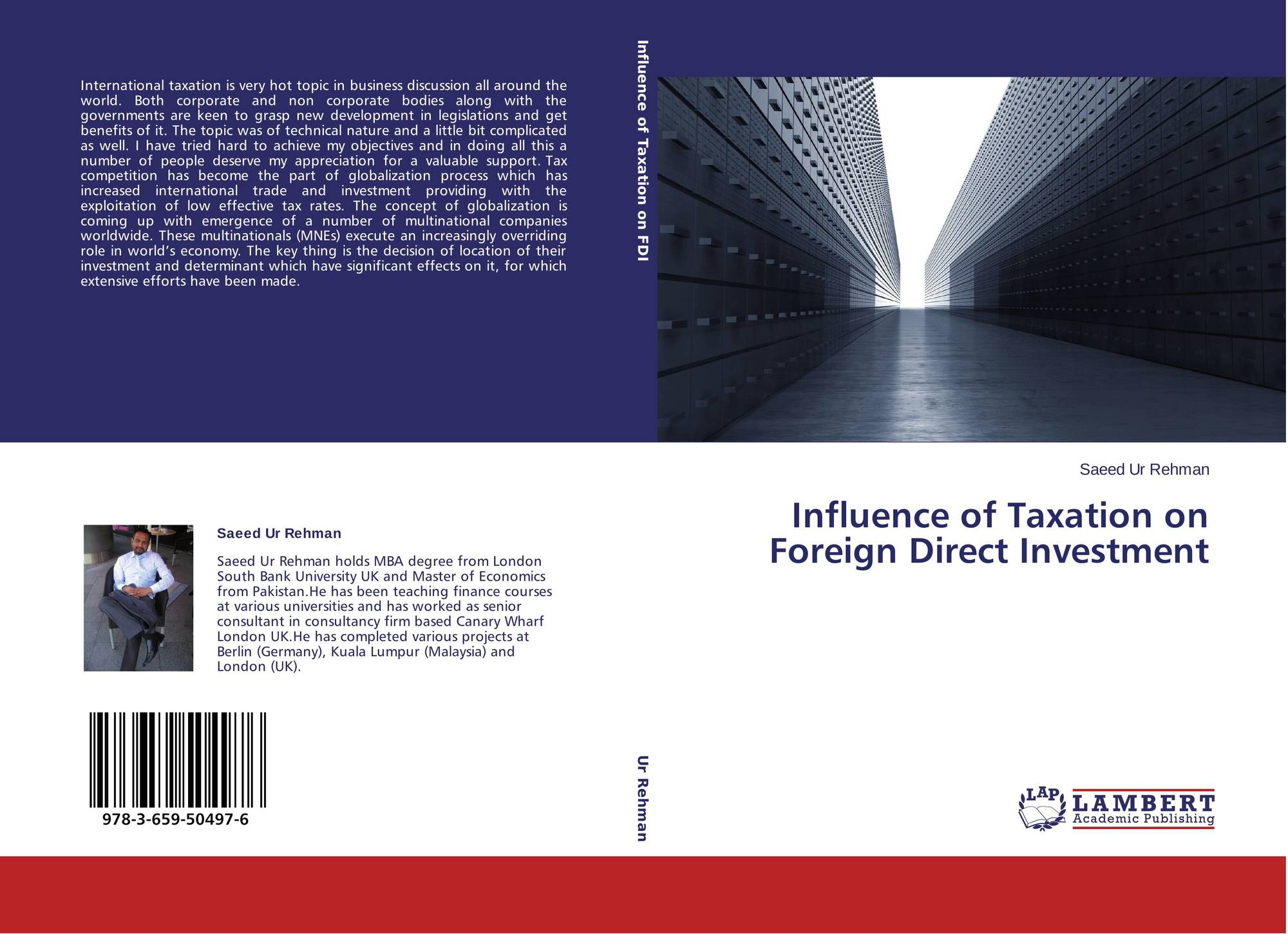 foreign direct investment and trade influence