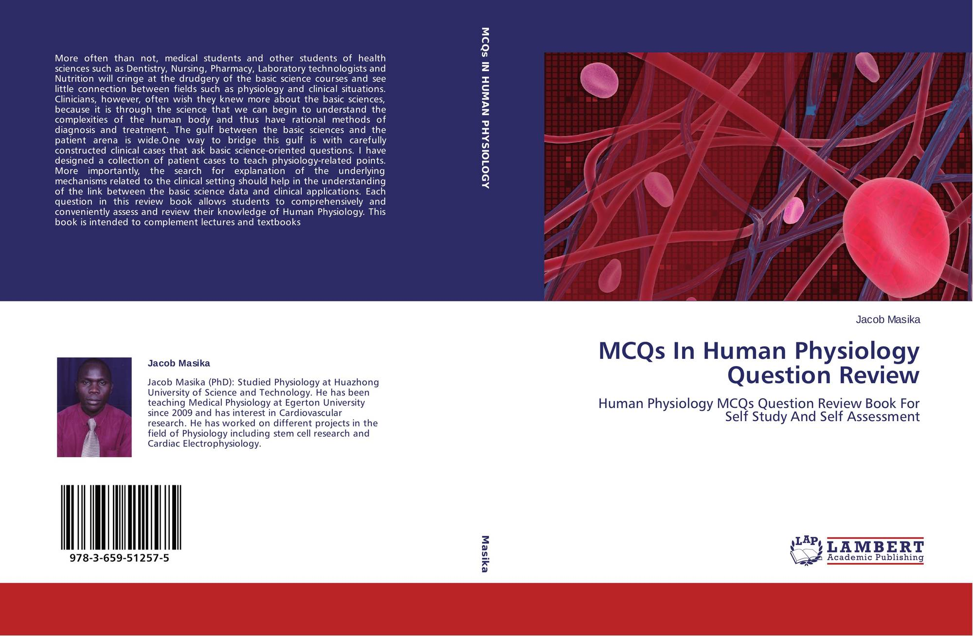 MCQs In Human Physiology Question Review, 978-3-659-51257-5