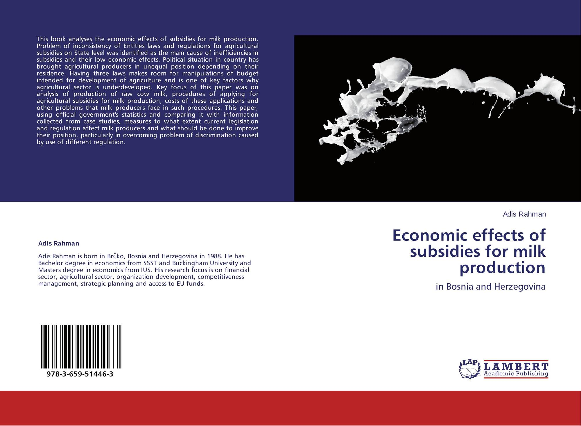 the effects of regulated premium subsidies The acreage e ects of premium subsidies in us crop insurance job market paper working draft - preliminary and incomplete jisang yu.