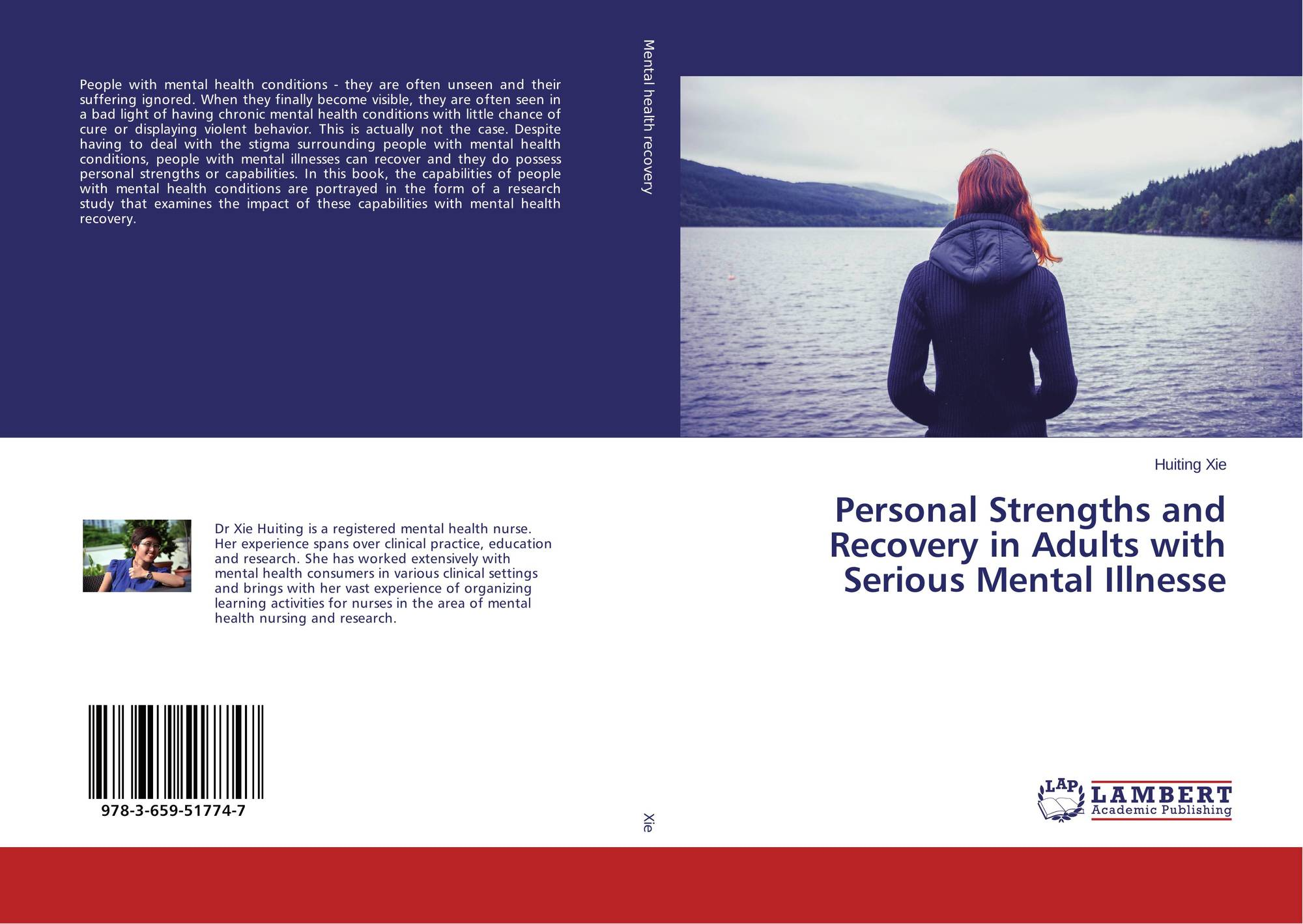 personal strengths and recovery in adults serious mental 9783659517747