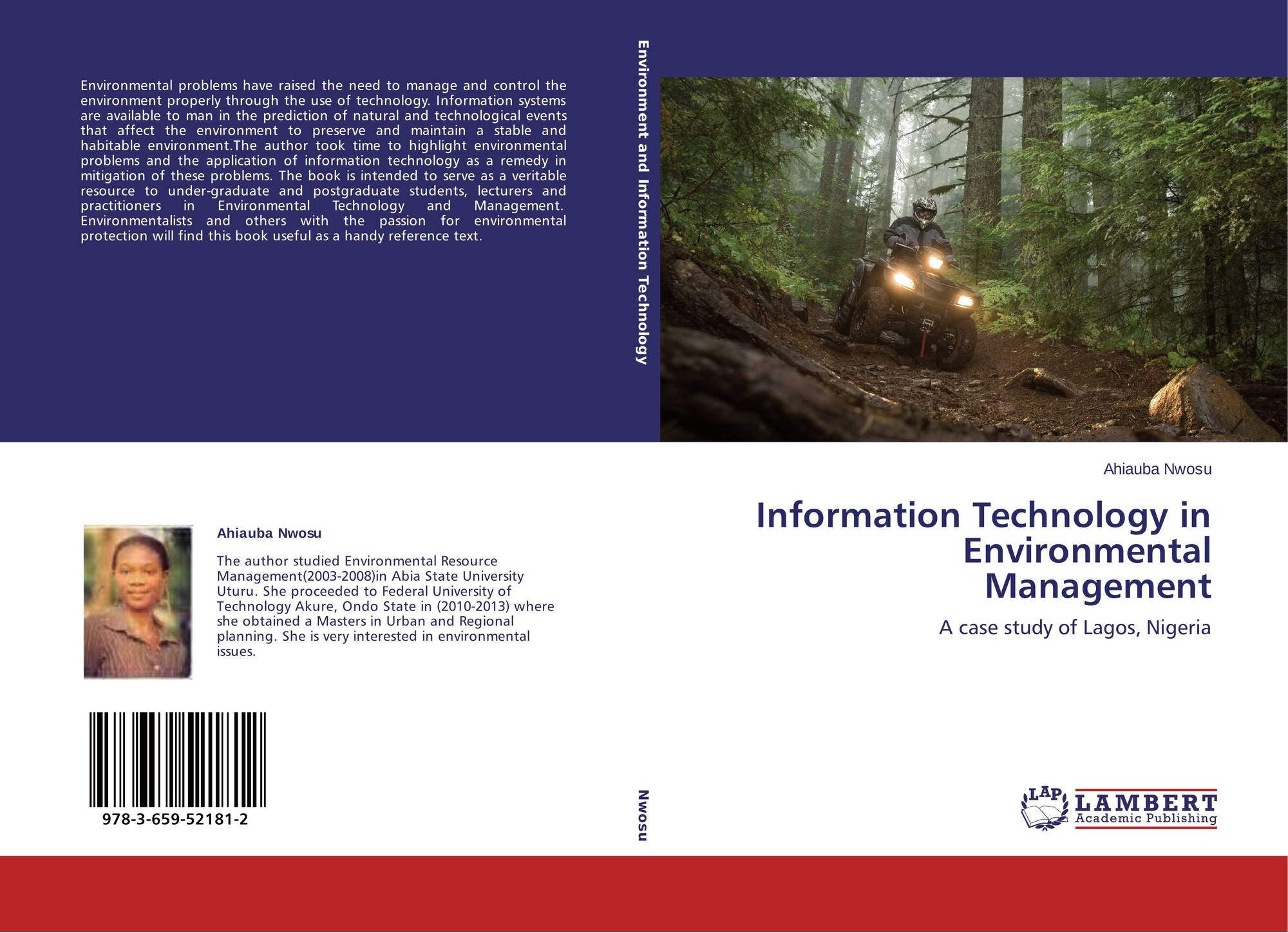 role of information technology in environmental protection Why is technology so important technology as a factor in resource usage environmental degradation can be described as a product of.