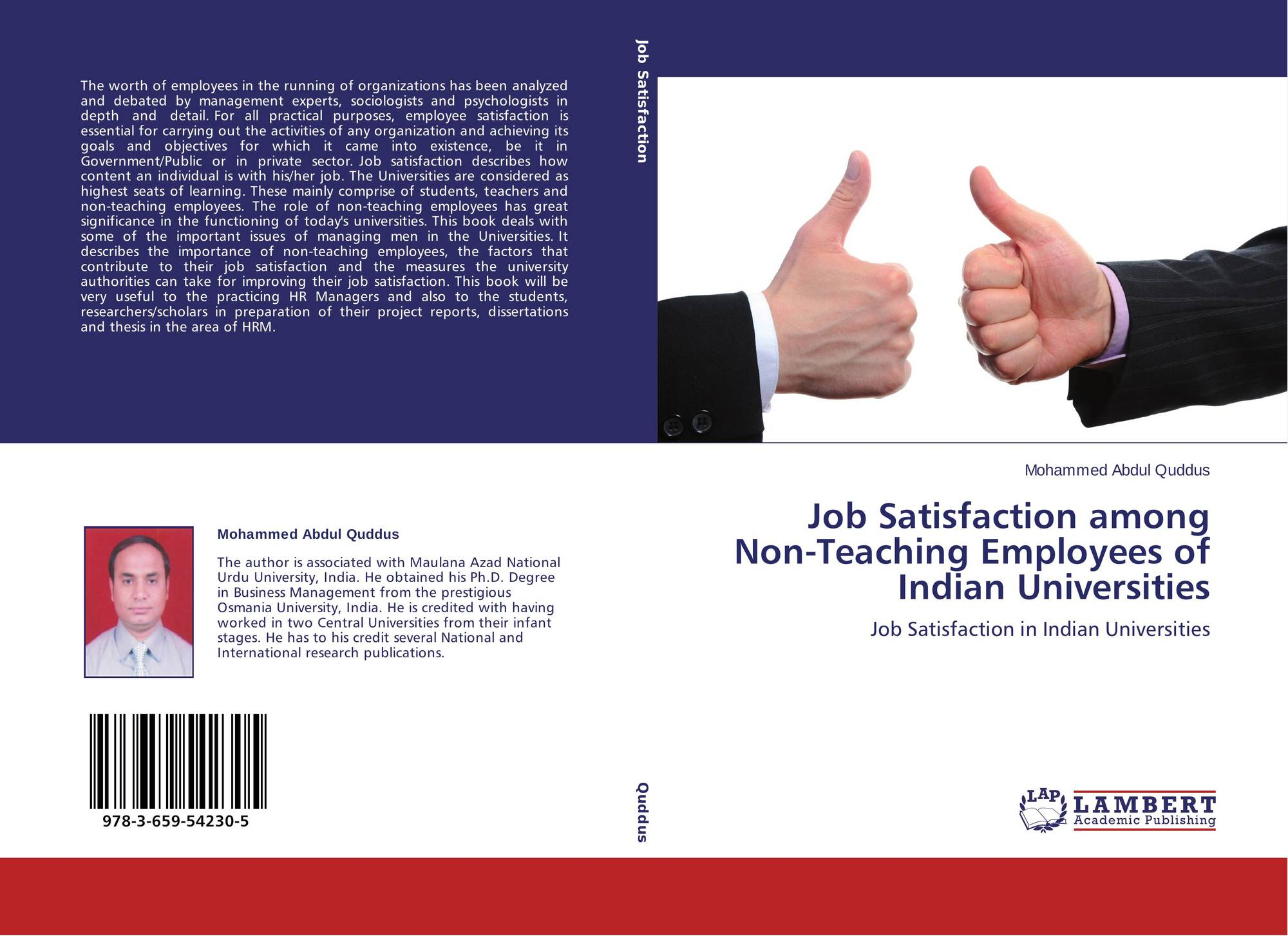 the importance of job satisfaction in a business organization