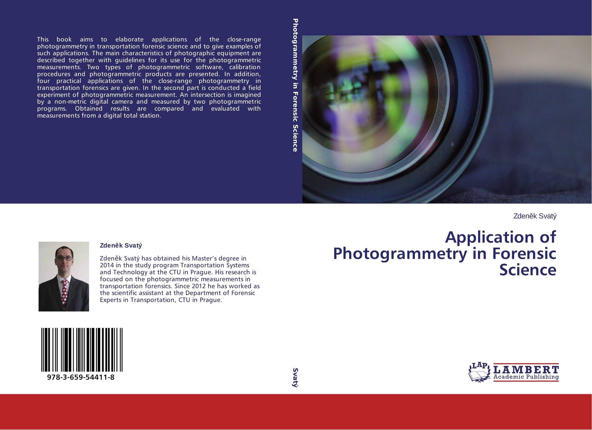 Application of Photogrammetry in Forensic Science, 978-3-659