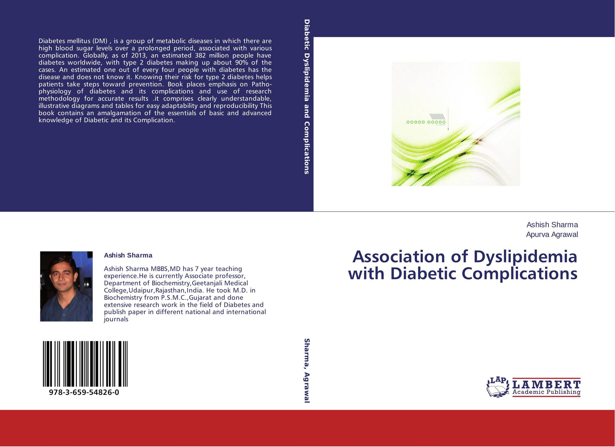 Association of Dyslipidemia with Diabetic Complications, 978