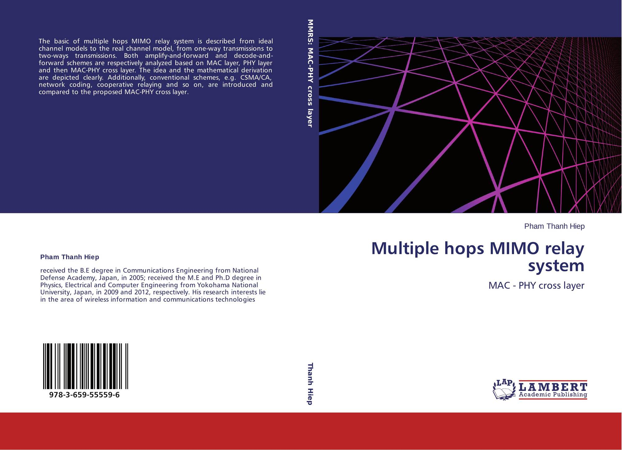 Search Results For Mimo Multiple Input Output Wiring Diagram Bookcover Of Hops Relay System
