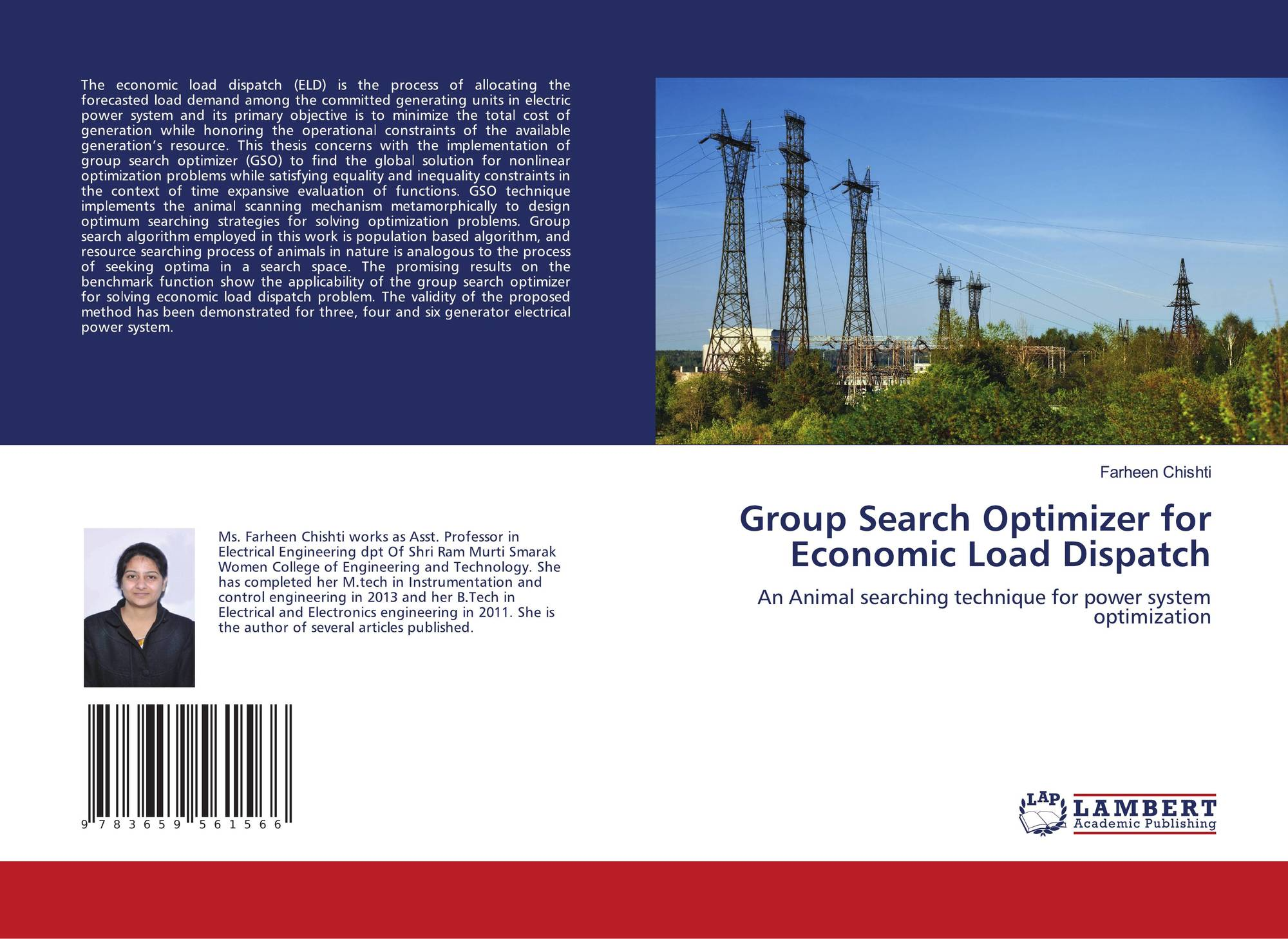 economic load dispatch thesis University of nairobi 11 economic dispatch showing results for power ratings for economic dispatch, emission dispatch and ceed at load demand of 2000mw for.