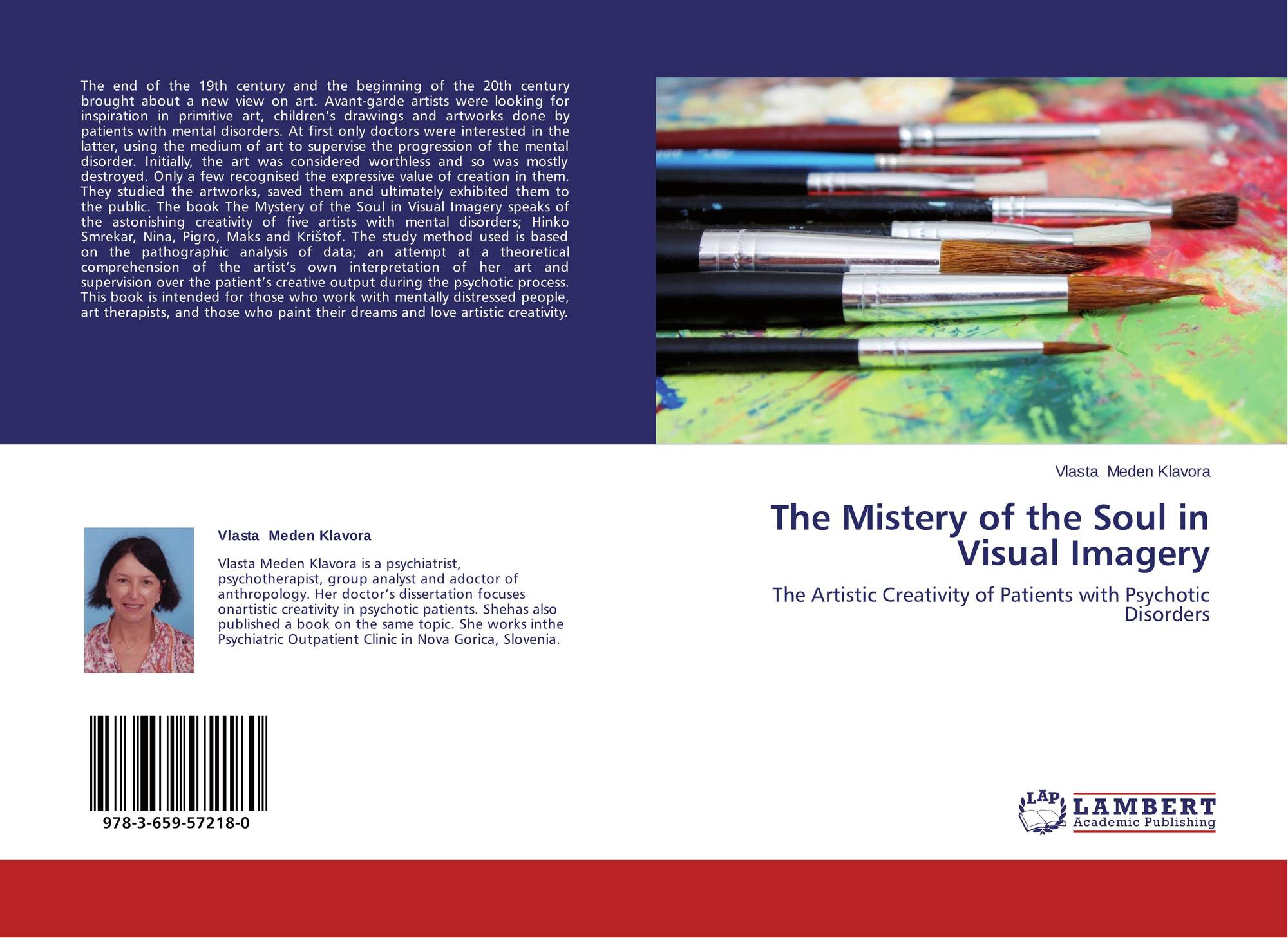 The Mistery of the Soul in Visual Imagery, 978-3-659-57218-0