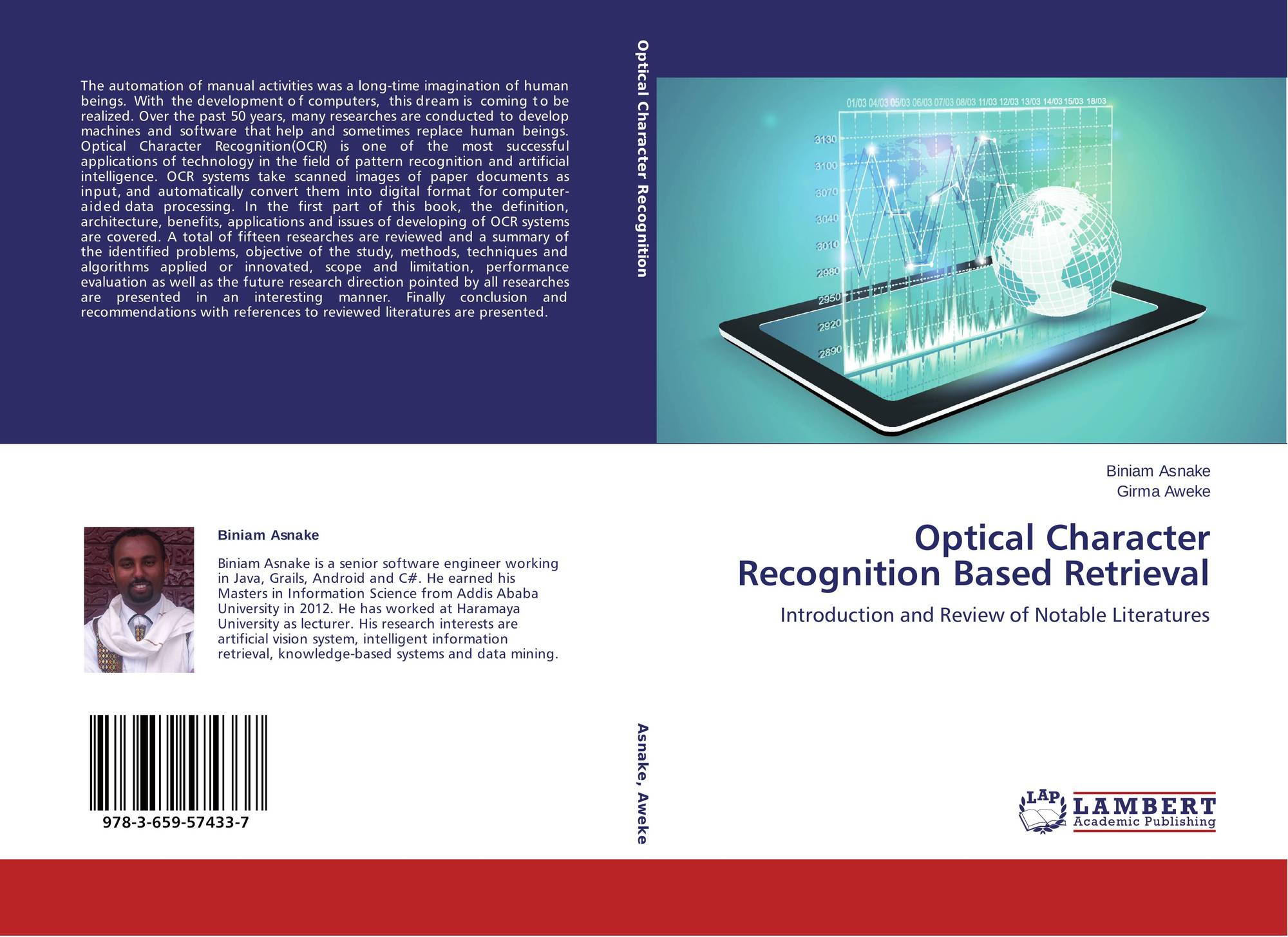 Bookcover Of Optical Character Recognition Based Retrieval
