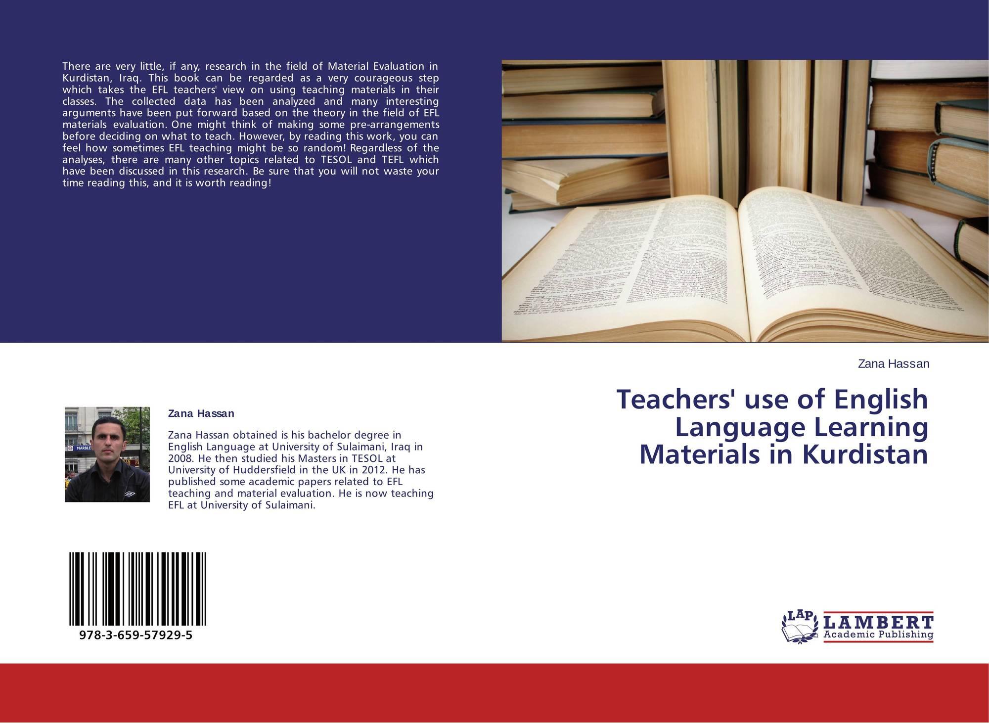 material evaluation in english language teaching