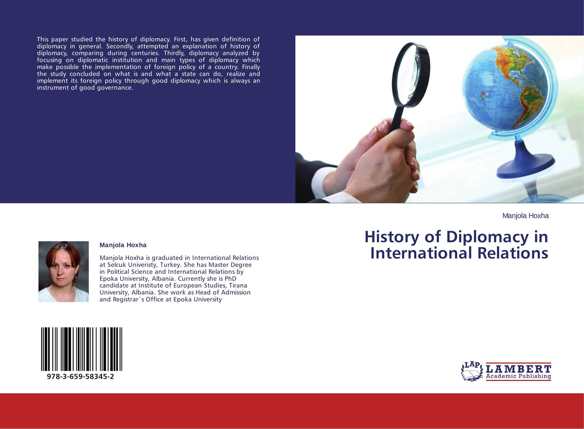 importance of international relations as an academic discipline General overviews studies about sovereignty can be distinguished into classic works that shaped modern politics and contemporary scholarship that discusses sovereignty within the academic discipline of international relations.