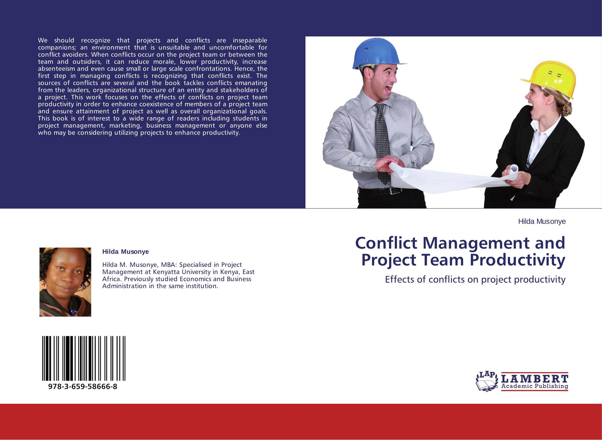 the effects of conflict management on