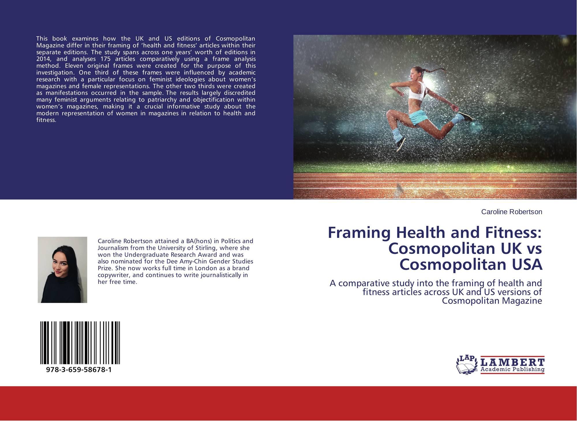 Framing Health and Fitness: Cosmopolitan UK vs Cosmopolitan