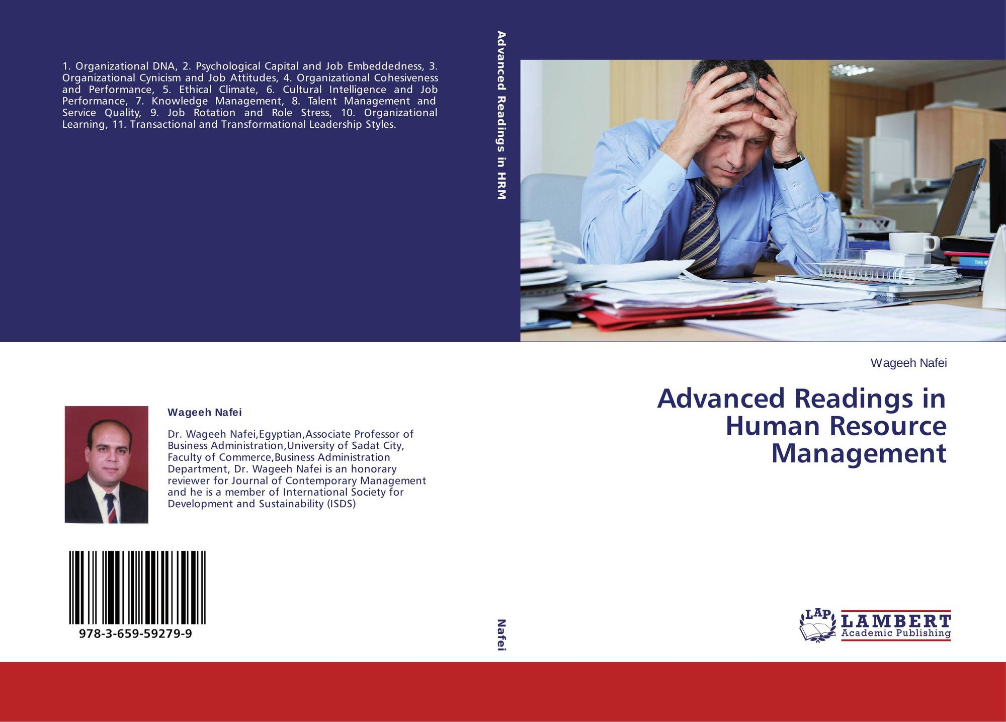 advanced management in human services