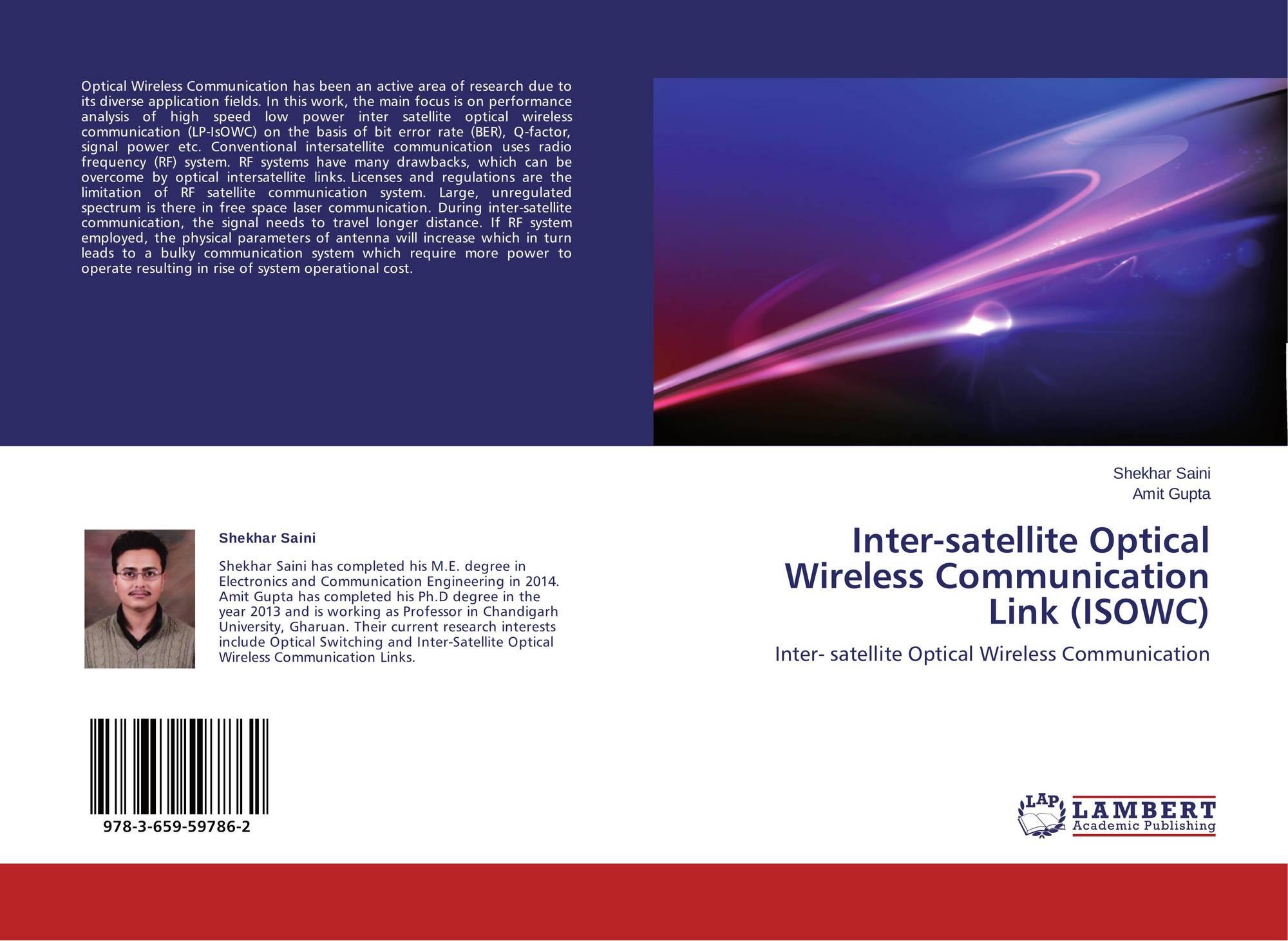 optical wireless communication