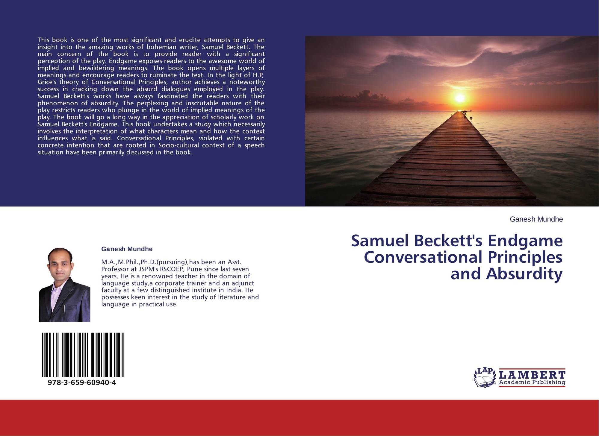absurdity in beckett s endgame From hamm in endgame:'i love the old questions [with fervour]  yet beckett's  relation to philosophy is difficult and complex he was not a  beckett's answer to  philosophy is to refuse it  rationality all the more absurd and disconnected.