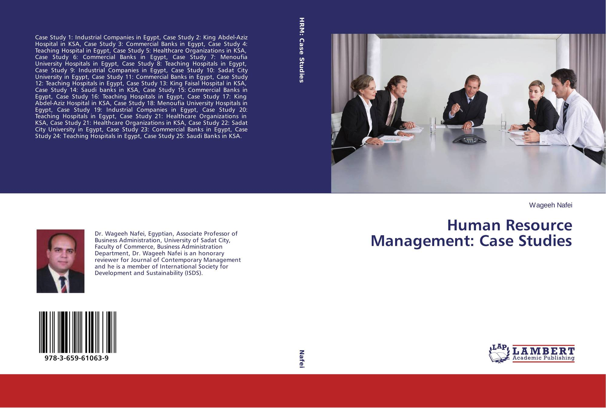 case study 1 human resources mangement A case study of erp implementation for opto-electronics industry international journal of the computer, the internet and management vol 13#1.