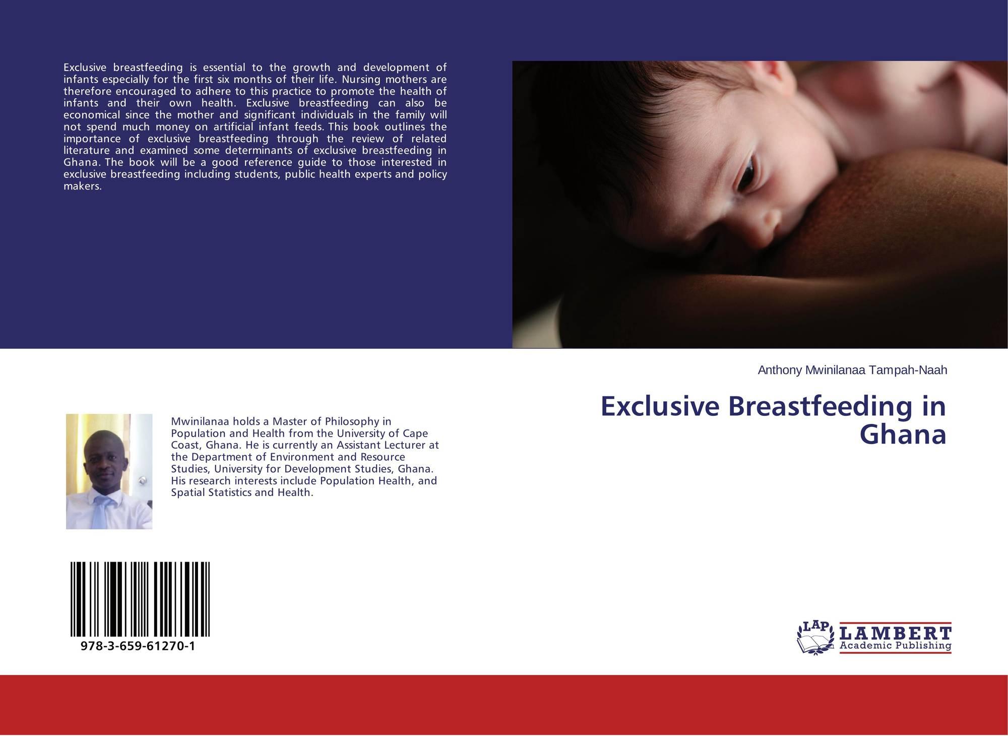 thesis on exclusive breastfeeding in ghana