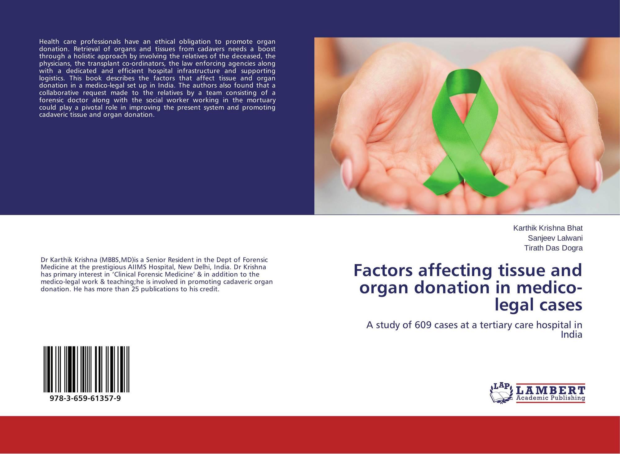 legality of organ donation analysis