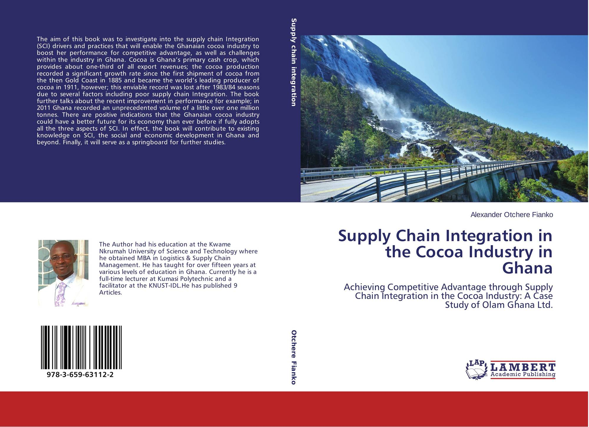 Supply Chain Integration in the Cocoa Industry in Ghana, 978