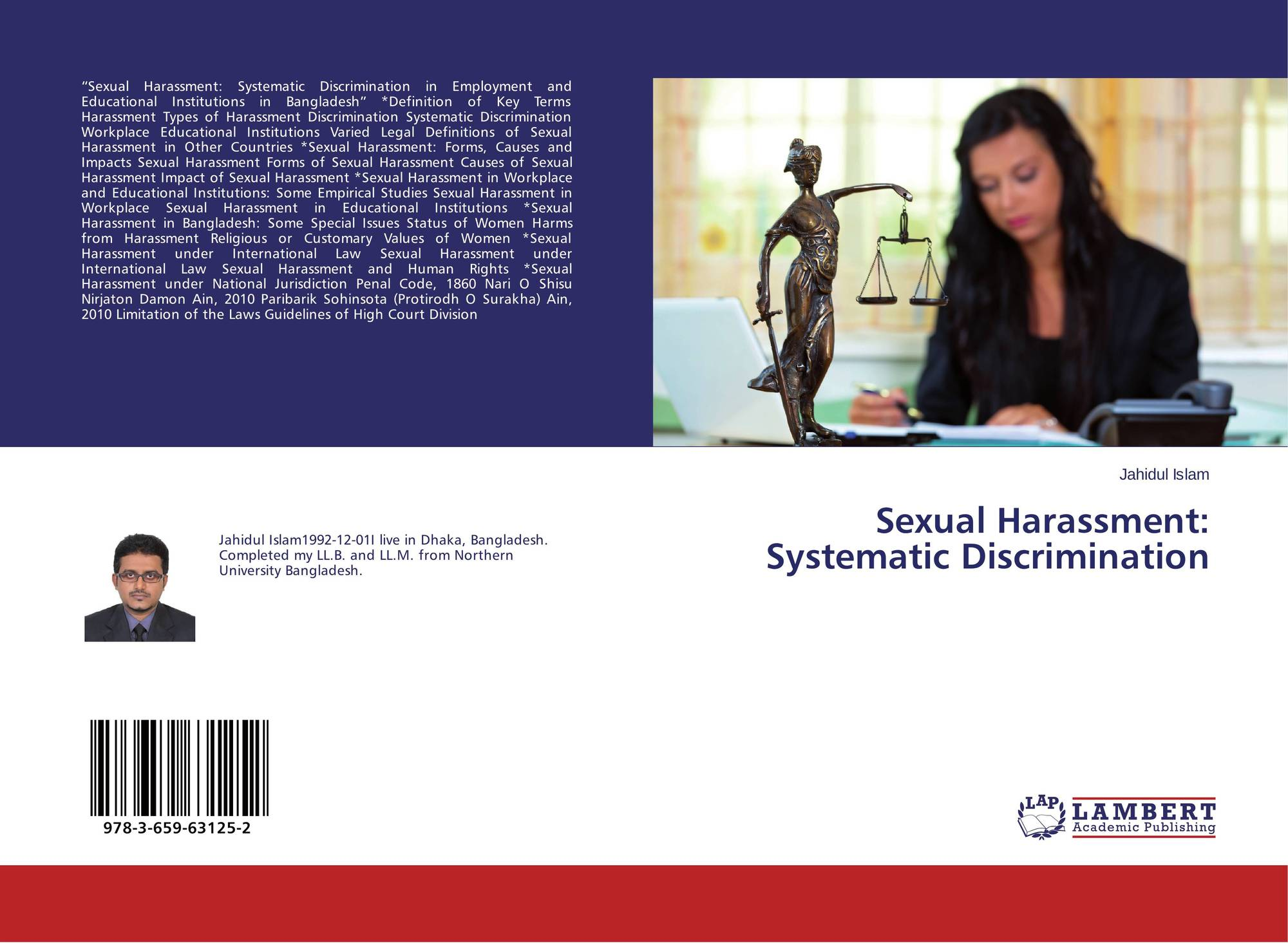 sexual harassment case studies in south africa