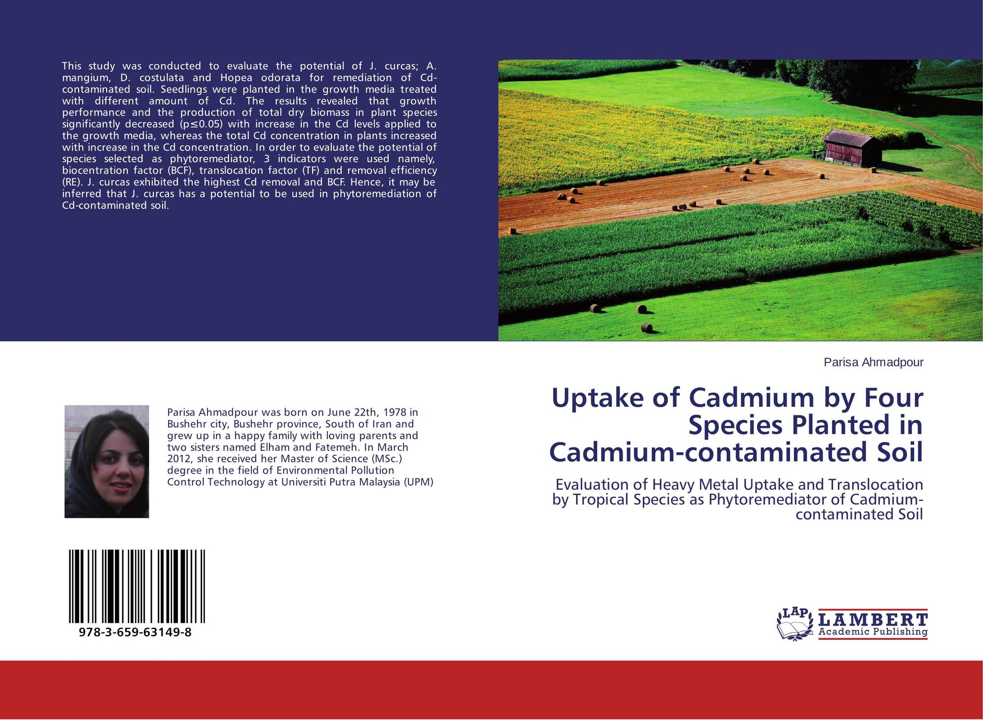 thesis on cadmium