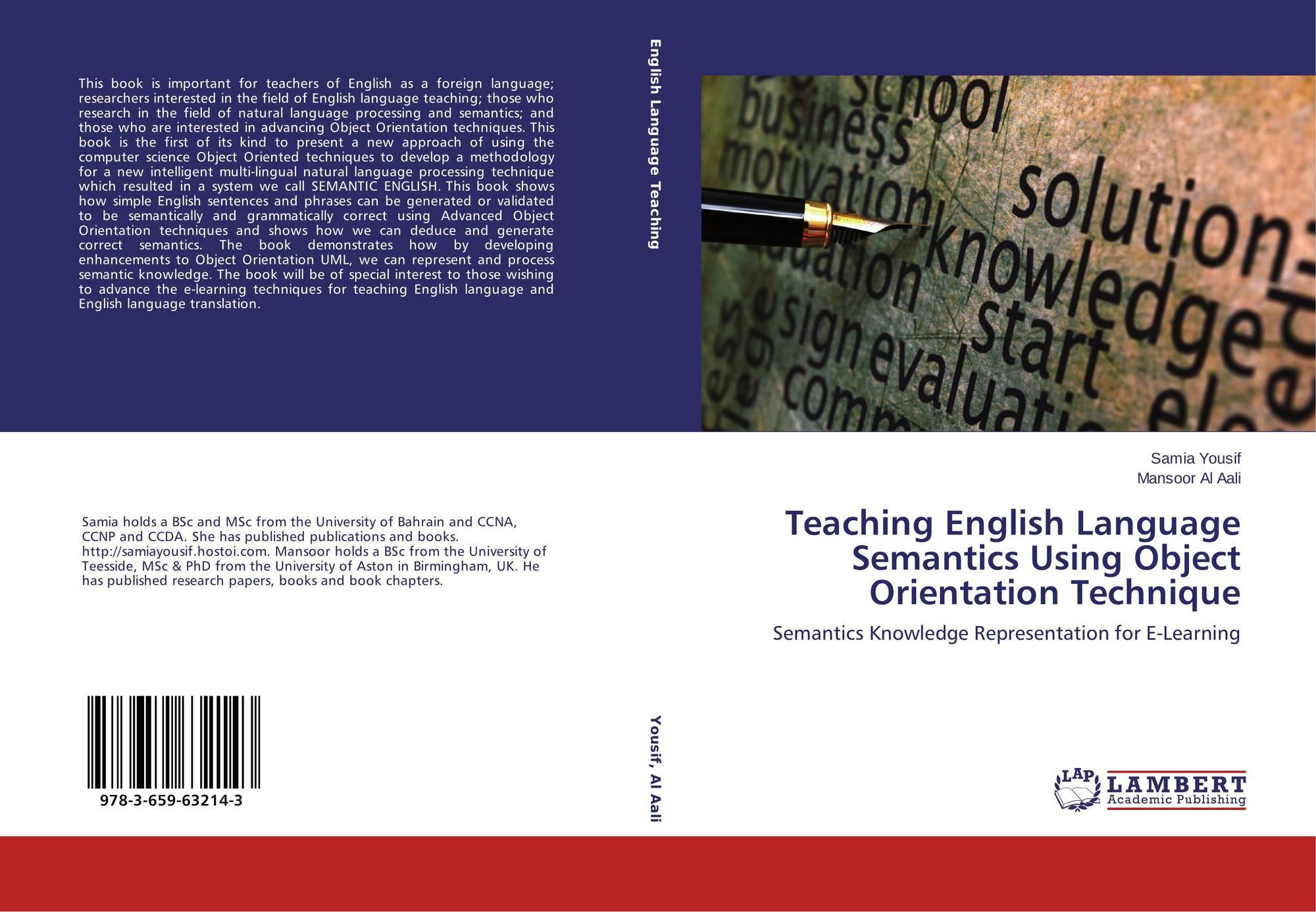 english language teaching - research papers