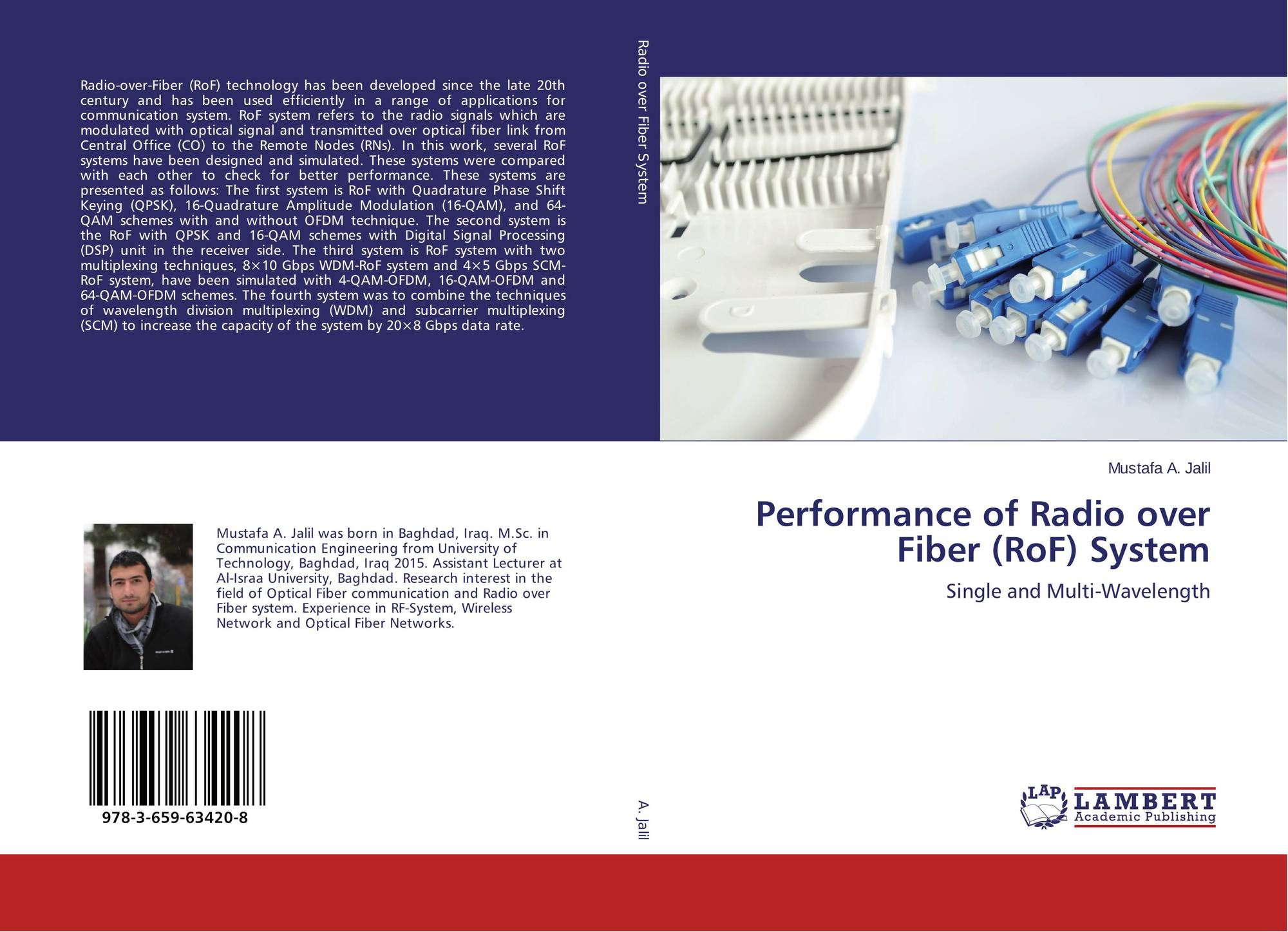 implementation and simulation of basic structure of the radio over fiber link Image transmission through tubes was demonstrated independently by the radio a single optical fiber can carry over the p 4 o 10 cagelike structure—the basic.
