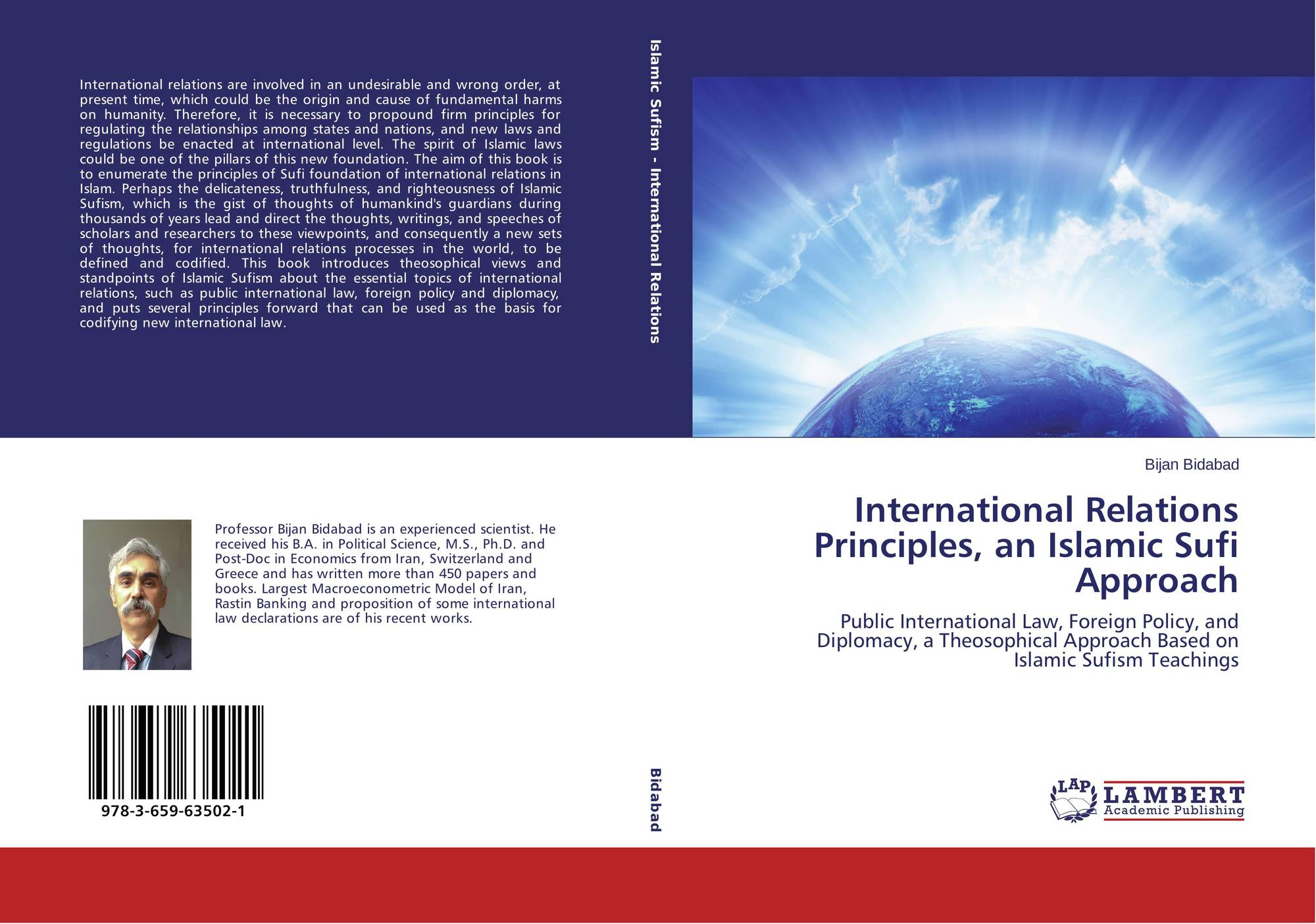 International Relations Principles, an Islamic Sufi Approach