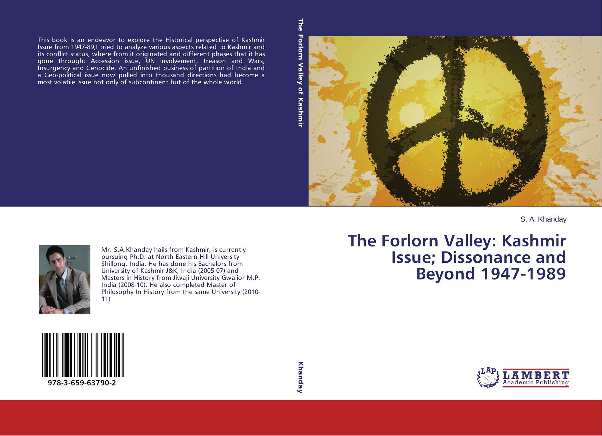 kashmir issue and its solution essay A brief history of the kashmir conflict because of its location, kashmir could choose to whereas in 1948 india took the kashmir issue to the un and was.