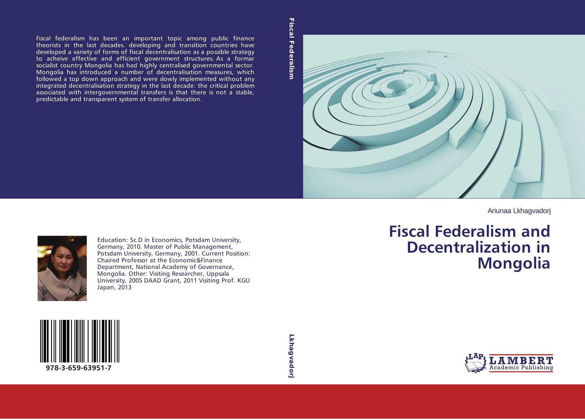 the role of fiscal federalism in intergovernmental relations The us advisory commission on intergovernmental relations' home page the role of federal mandates in intergovernmental features of fiscal federalism.